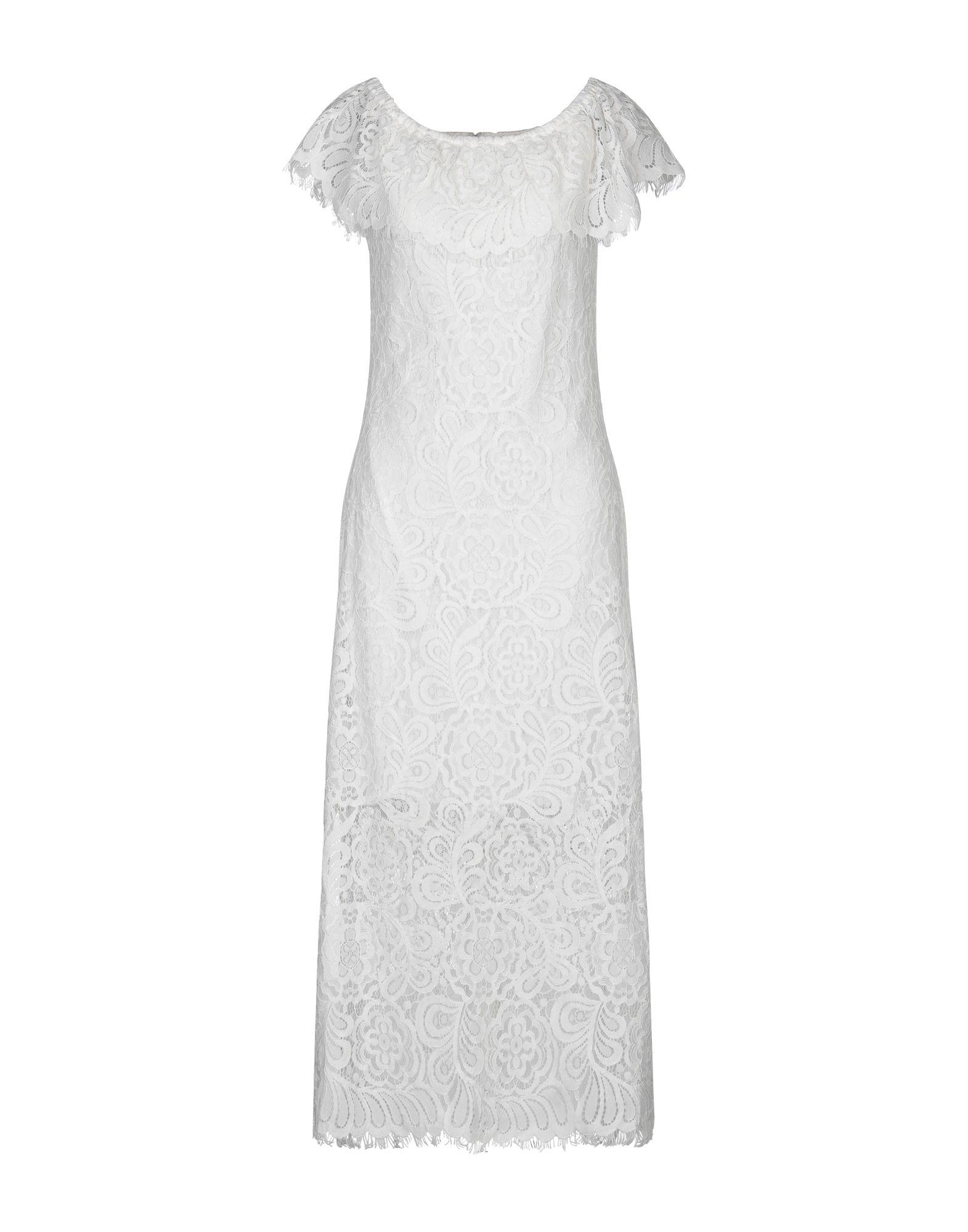 Z.O.E. ZONE OF EMBROIDERED Платье длиной 3/4