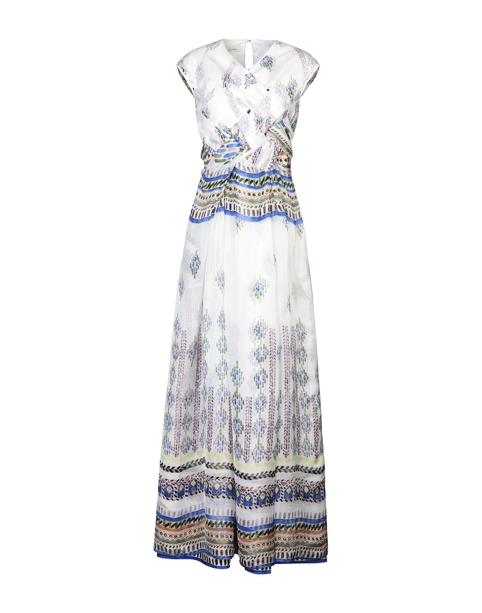 MIAHATAMI Длинное платье