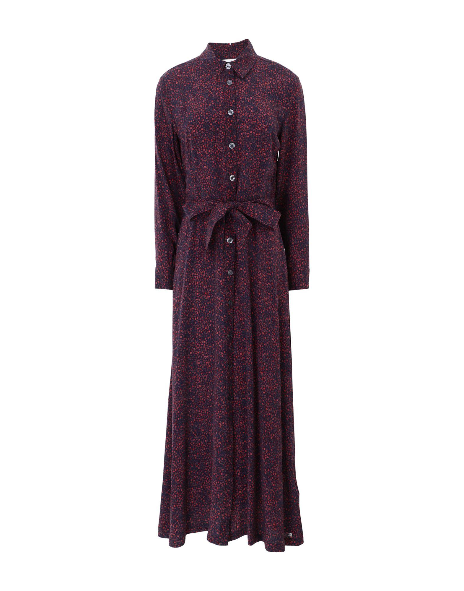TOMMY HILFIGER Длинное платье