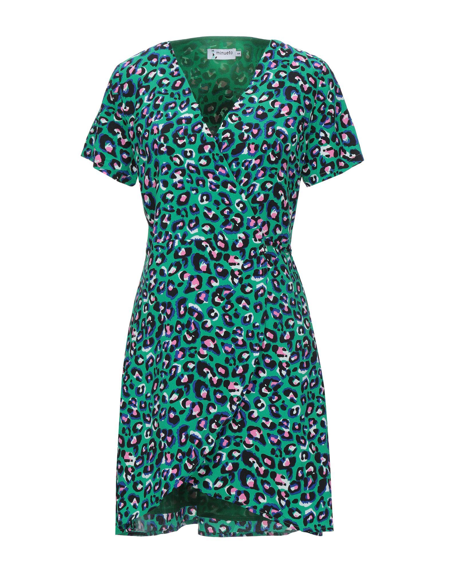 MINUETO Короткое платье