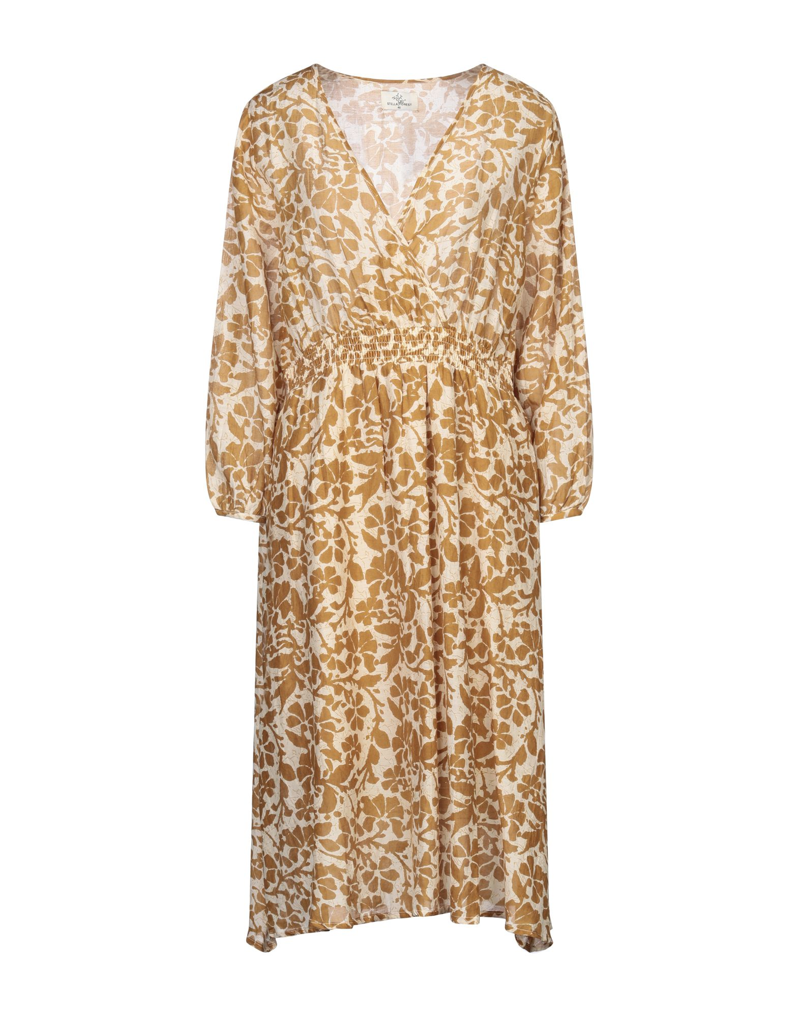 STELLA FOREST Платье до колена stella forest легкое пальто