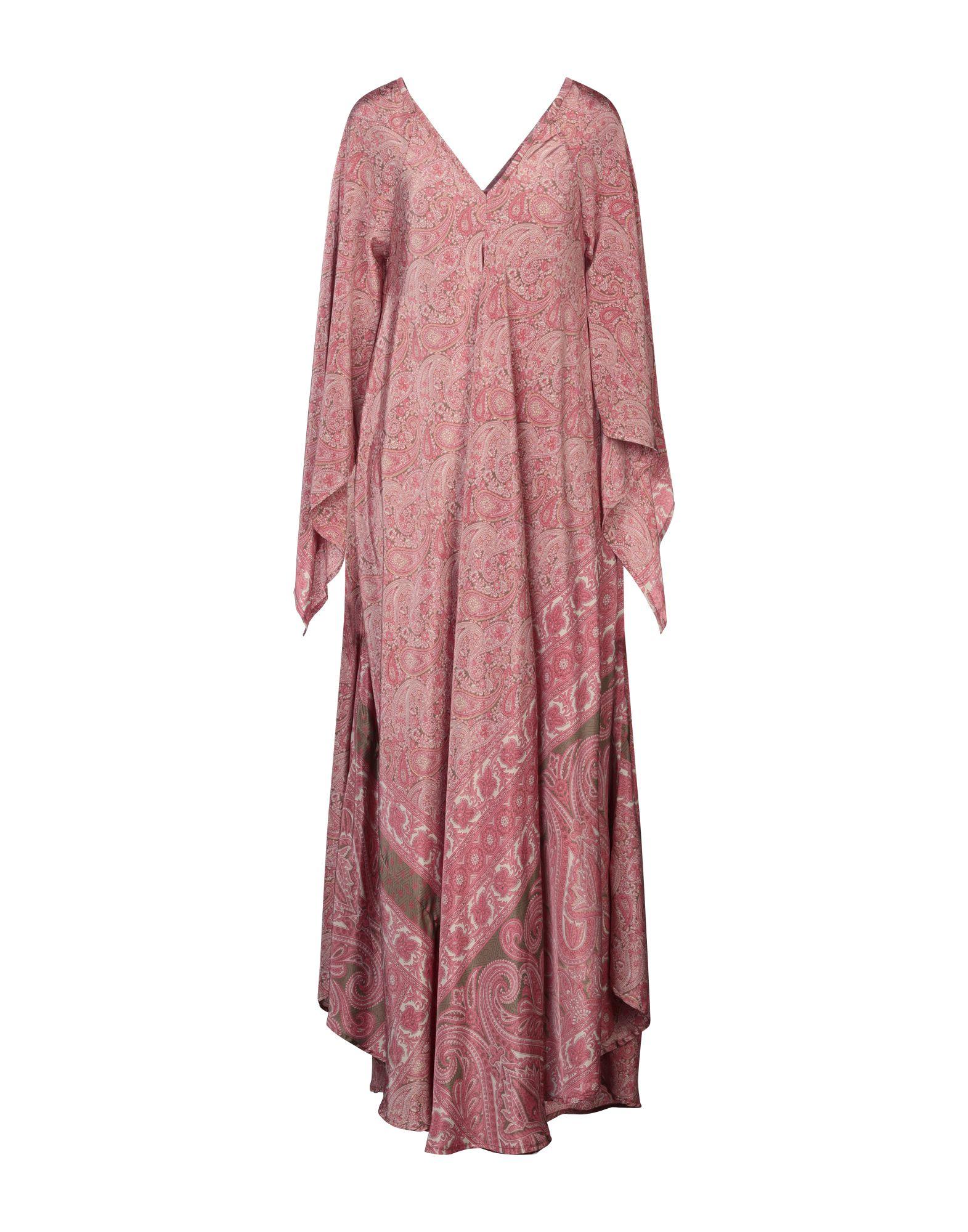 OTT Длинное платье