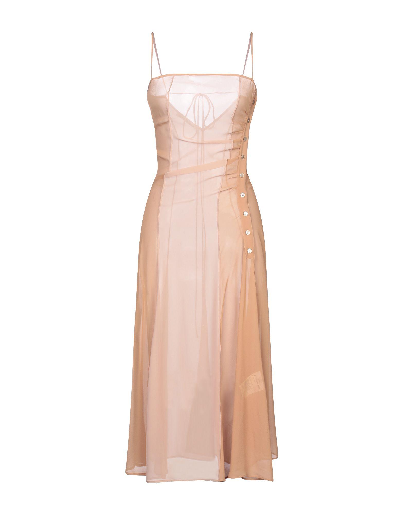 ACNE STUDIOS Платье длиной 3/4