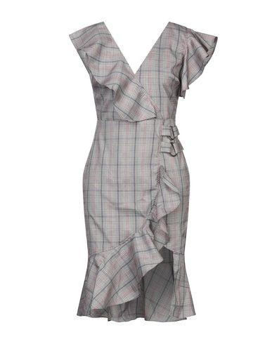 Фото - Платье до колена от CUBIC цвета хаки