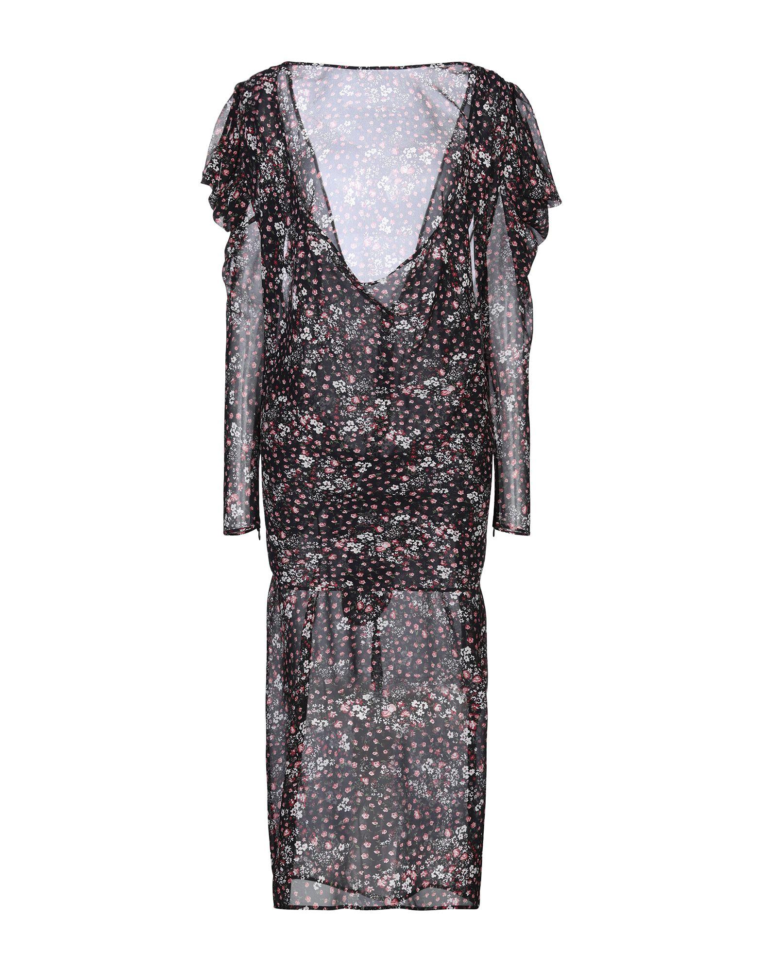 THE ATTICO Платье длиной 3/4