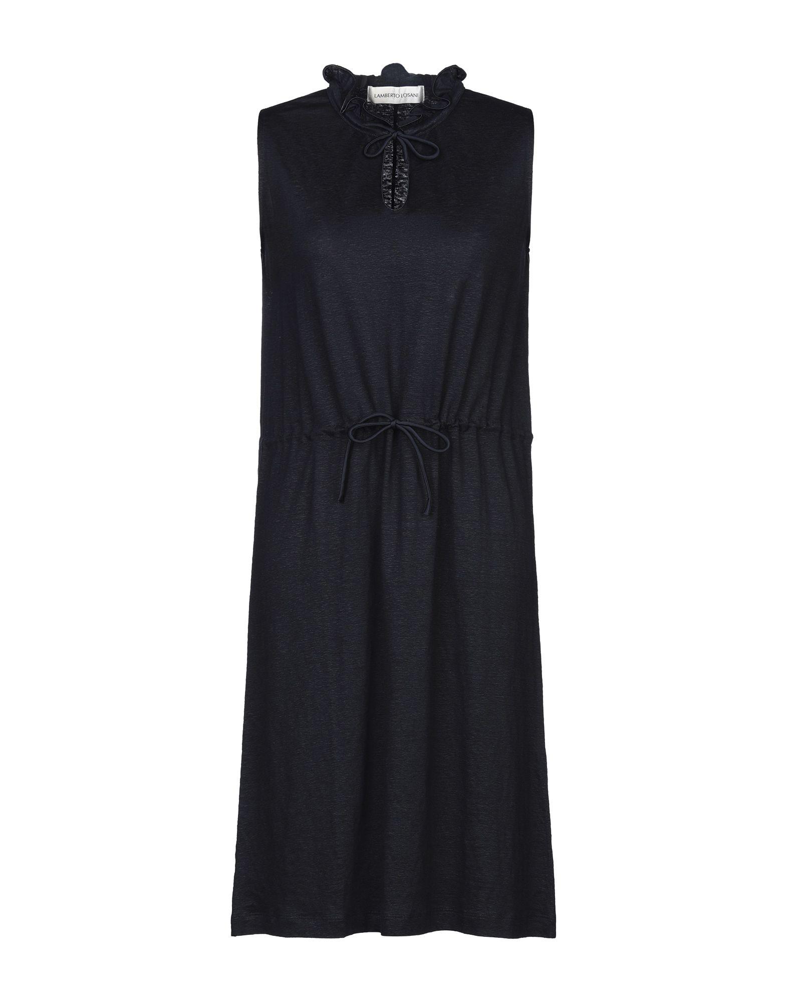 LAMBERTO LOSANI Платье до колена
