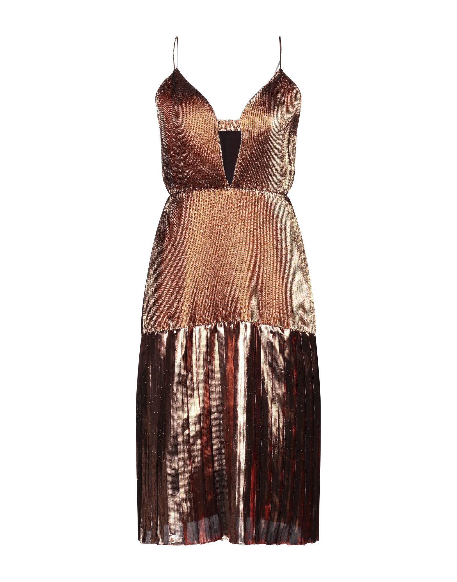 CHRISTIAN SIRIANO Платье до колена