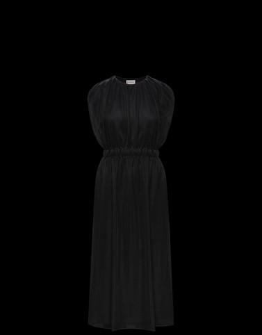 VESTIDO Negro Vestidos Mujer