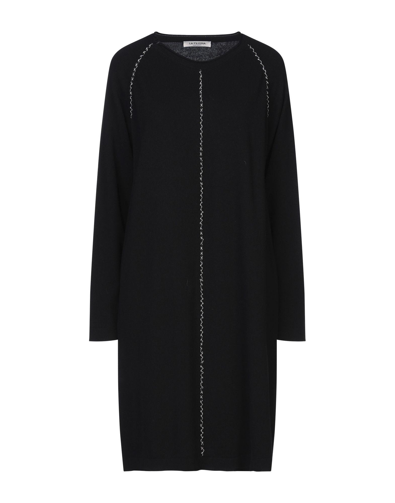 LA FILERIA Короткое платье цена 2017