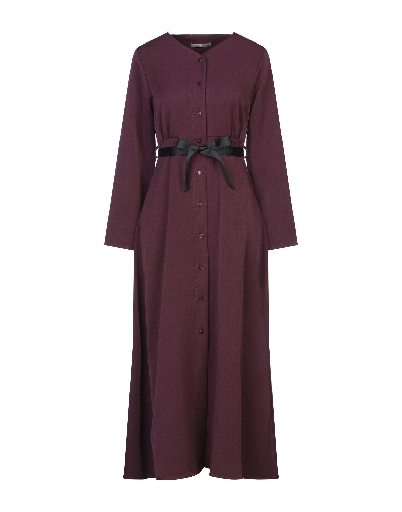 цена AMELIE RÊVEUR Платье длиной 3/4 онлайн в 2017 году