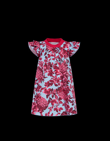DRESS Azure Junior 8-10 Years - Girl Woman