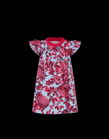 DRESS Azure Kids 4-6 Years - Girl Woman