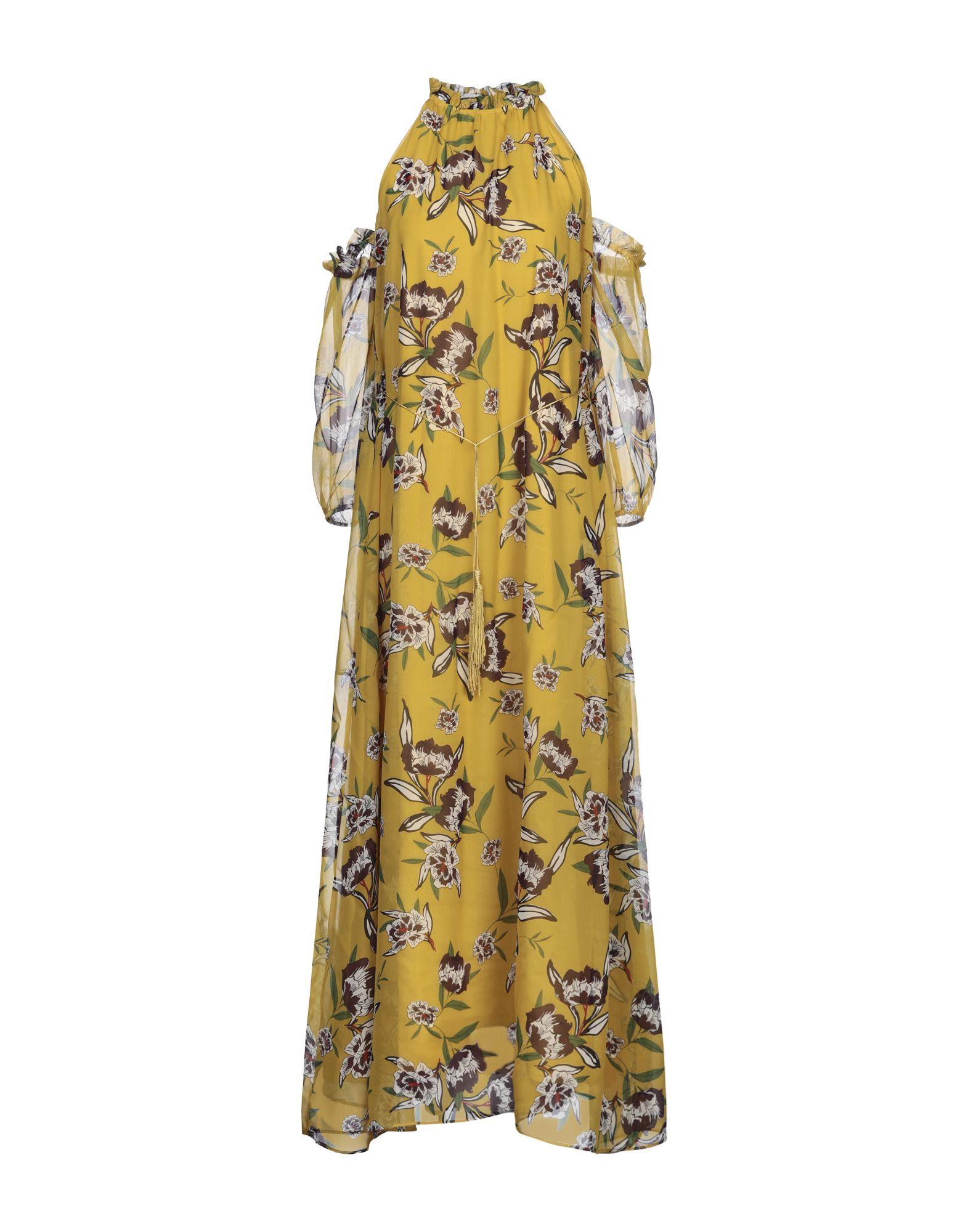 KORALLINE Длинное платье