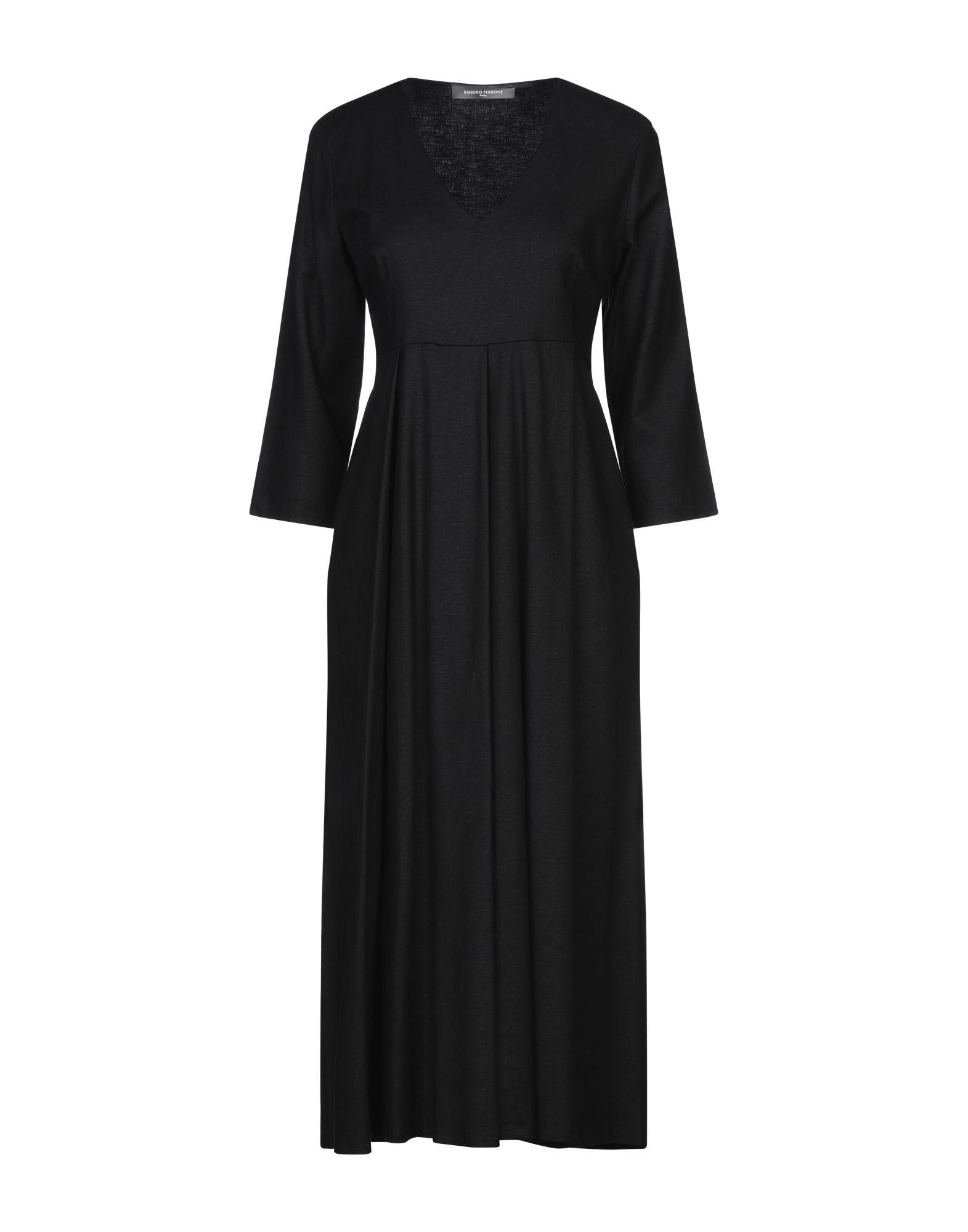 SANDRO FERRONE Платье длиной 3/4
