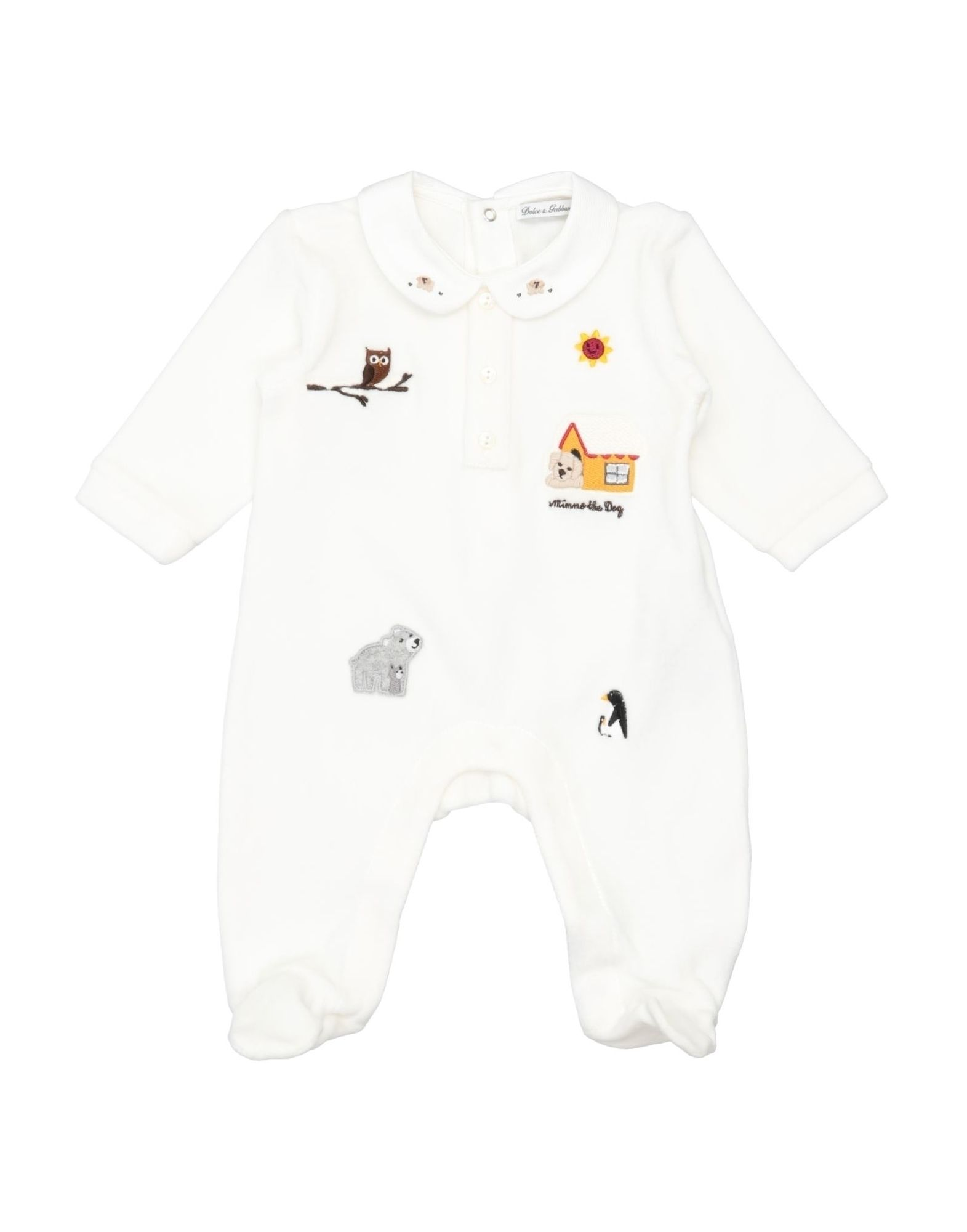 DOLCE & GABBANA Baby jumpsuits - Item 15029095