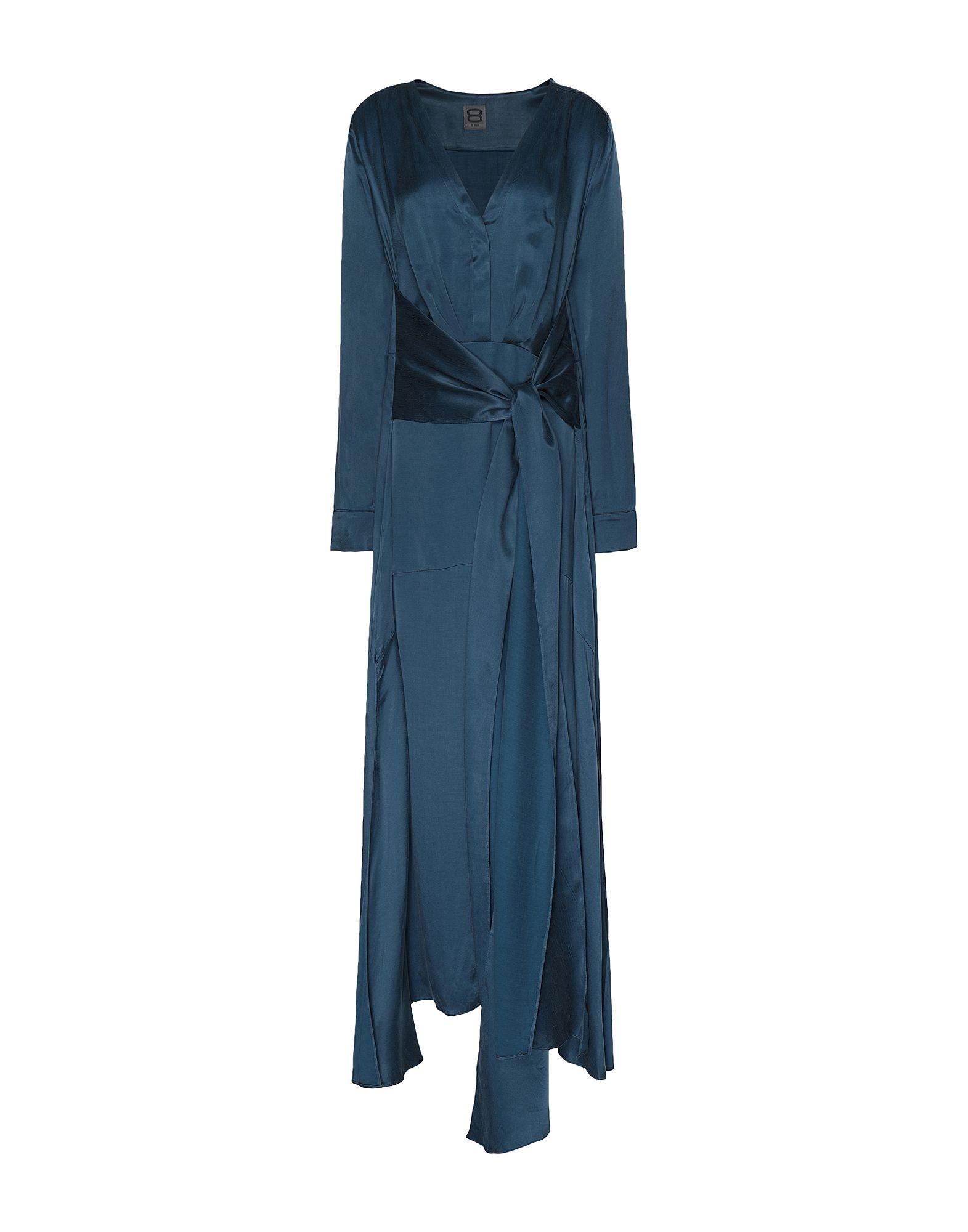 8 by YOOX Длинное платье
