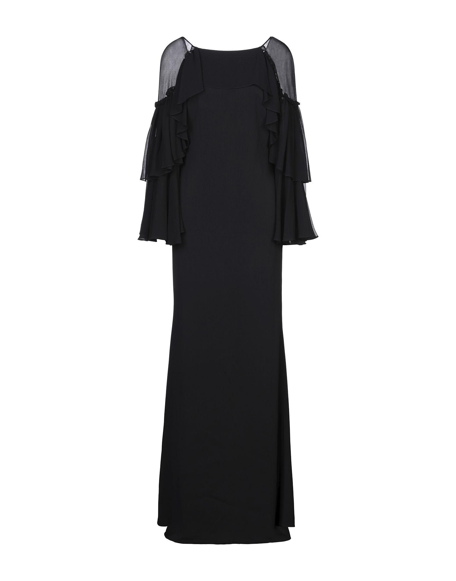 BADGLEY MISCHKA Длинное платье