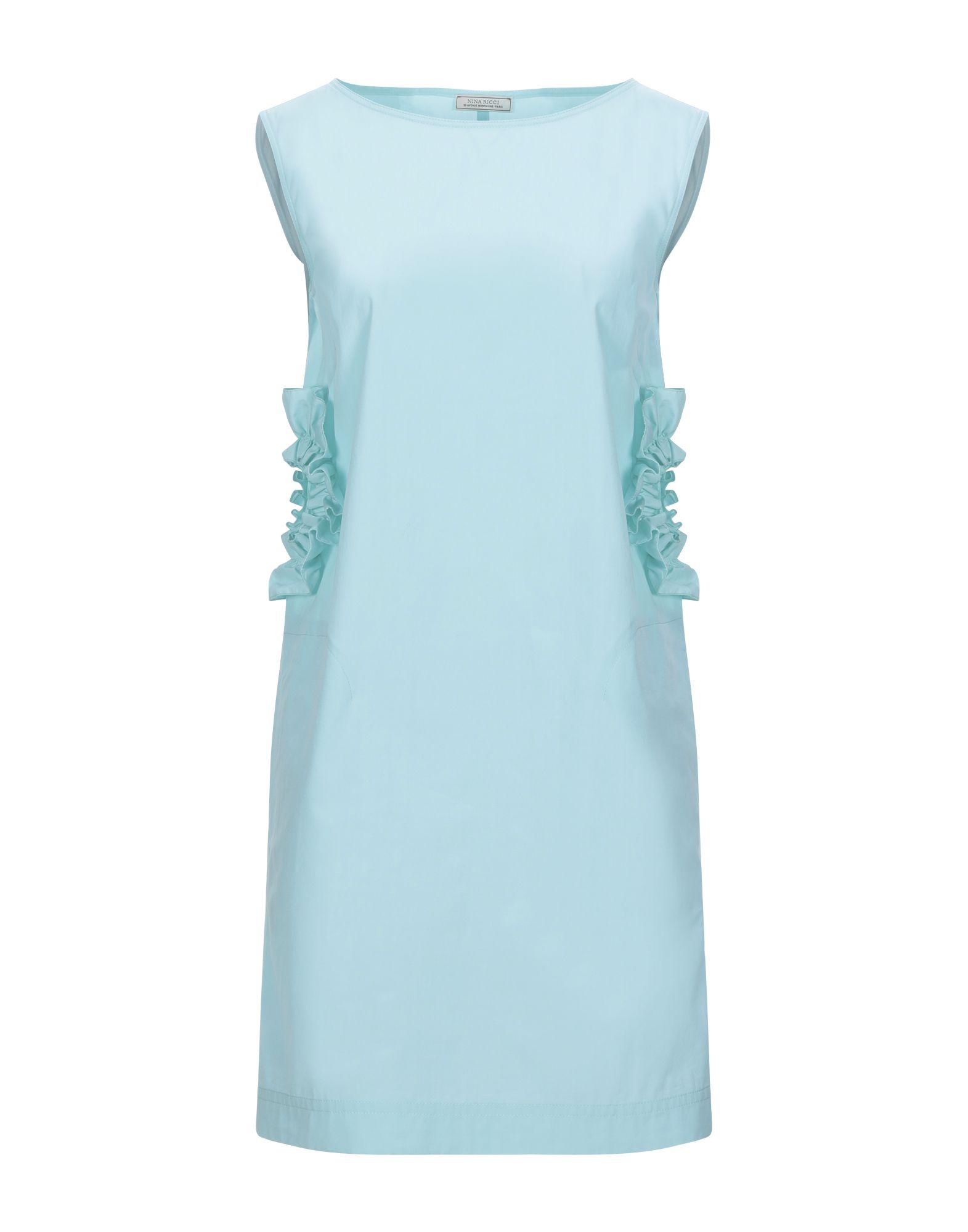 NINA RICCI Короткое платье