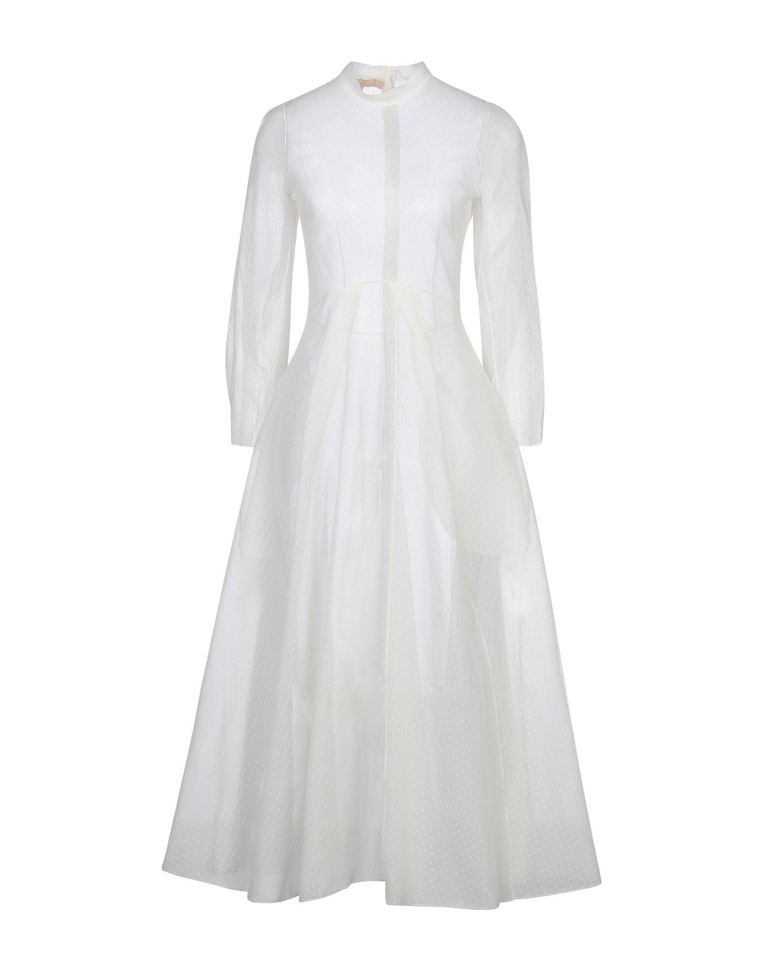 BROCK COLLECTION Длинное платье