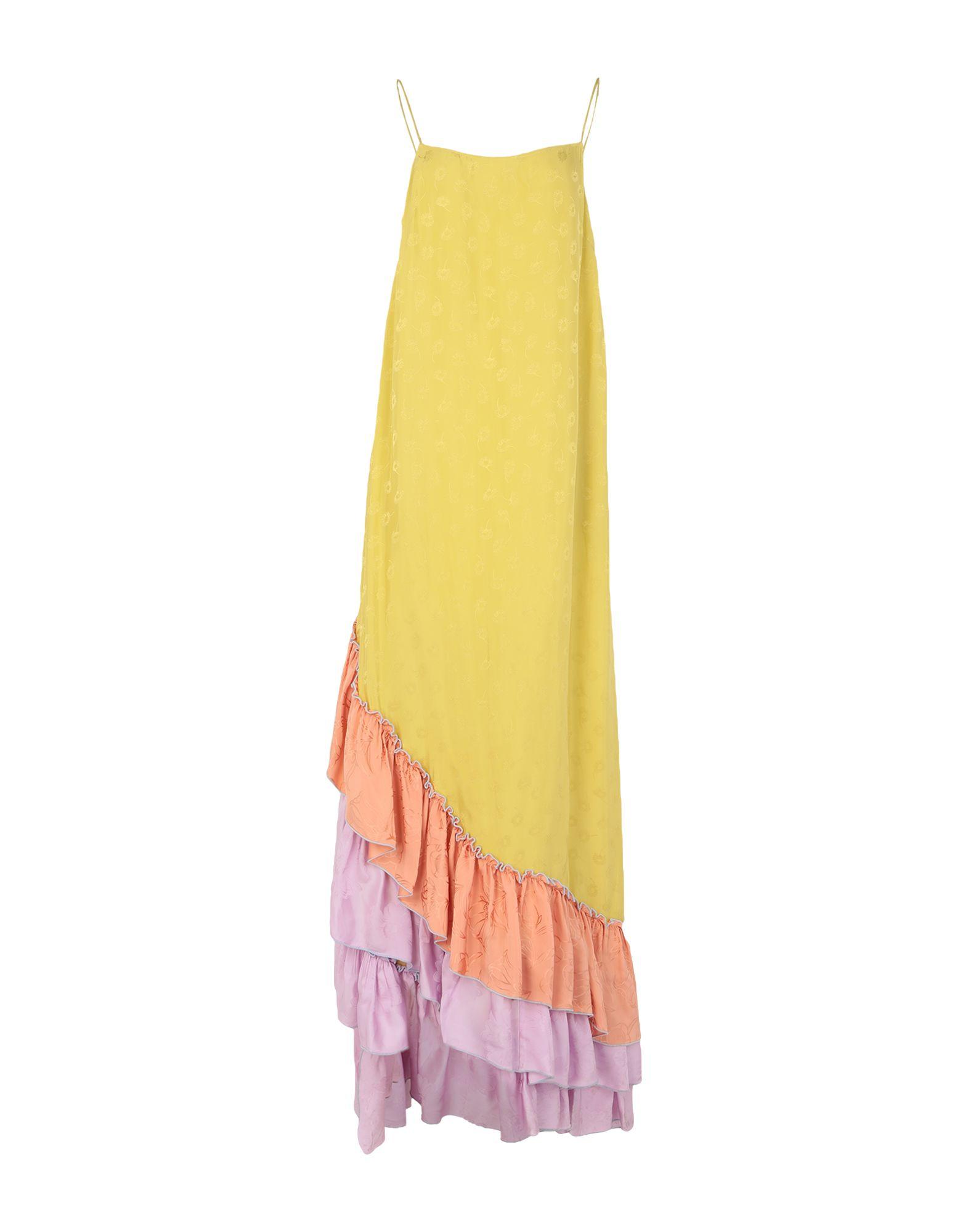 CF. GOLDMAN Длинное платье
