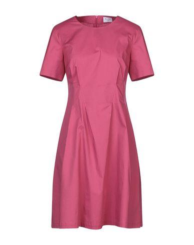 Фото - Женское короткое платье BLANCA LUZ цвета фуксия