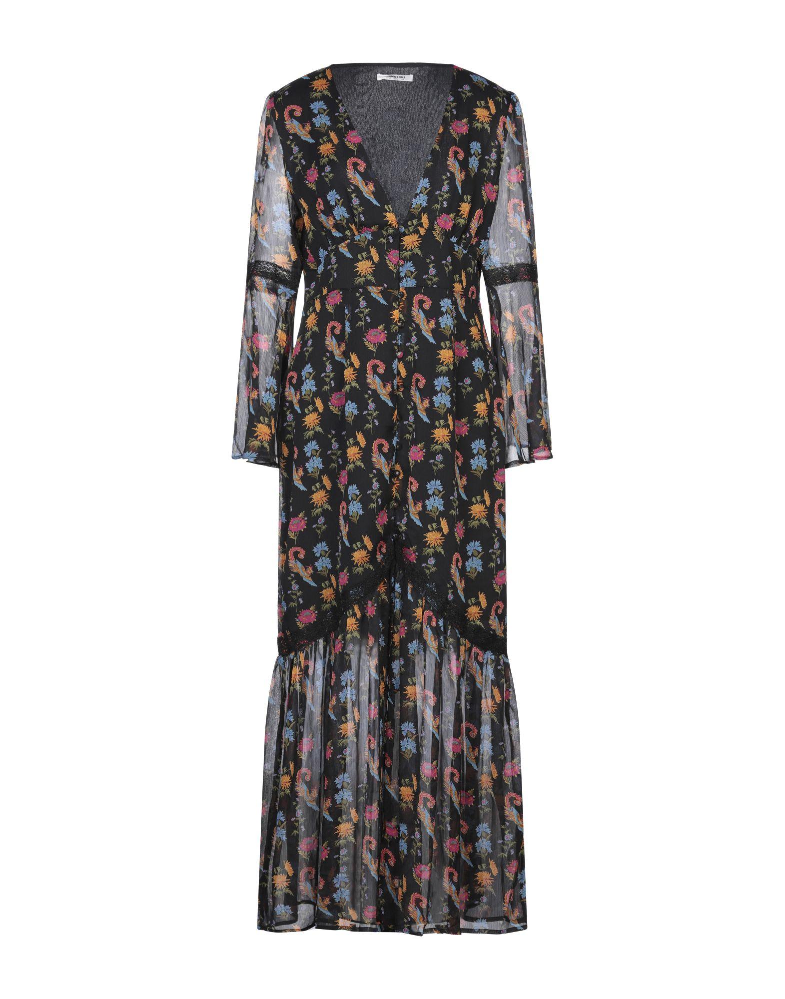 GLAMOROUS Длинное платье платье glamorous glamorous gl008ewhowc8