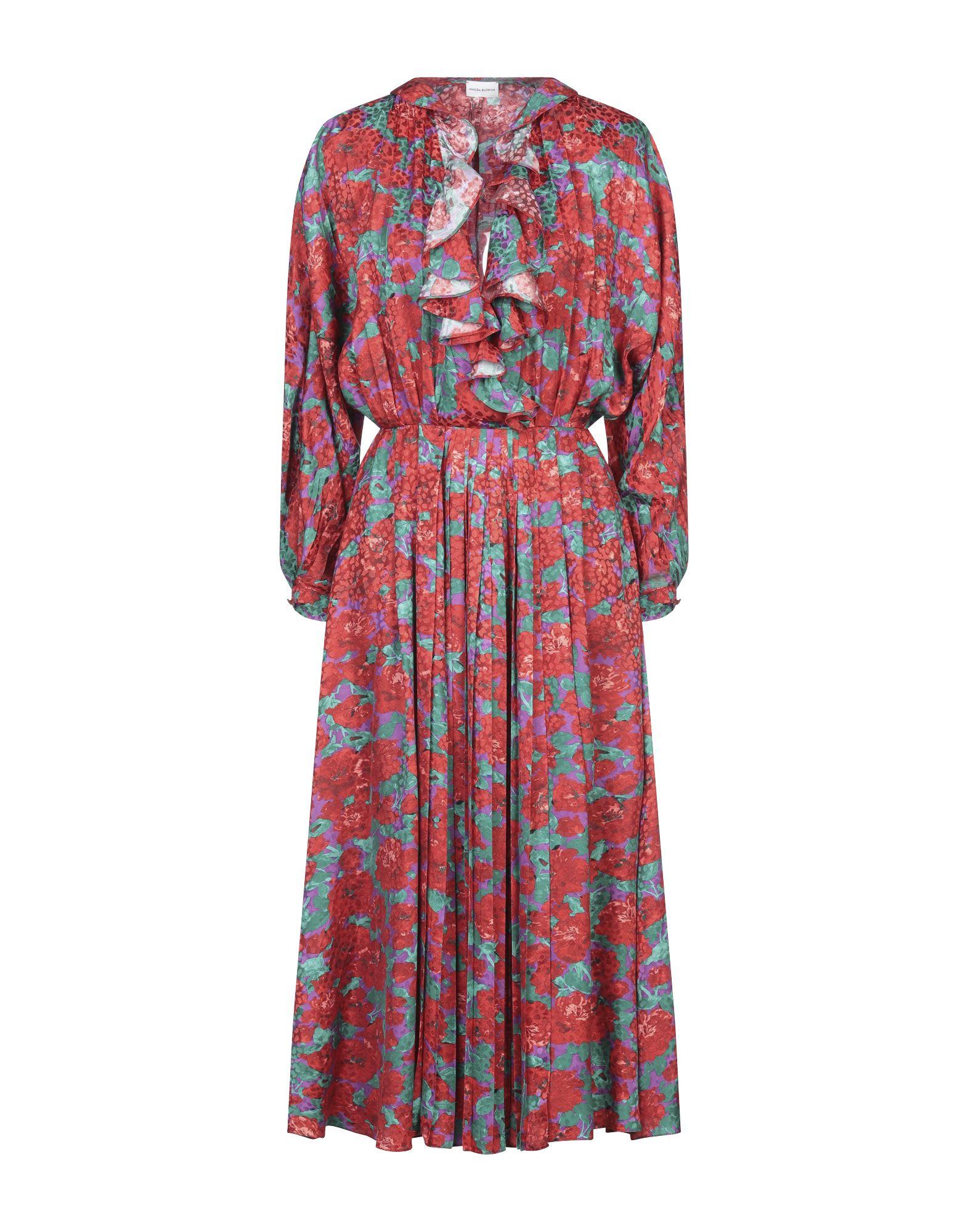 MAGDA BUTRYM Длинное платье