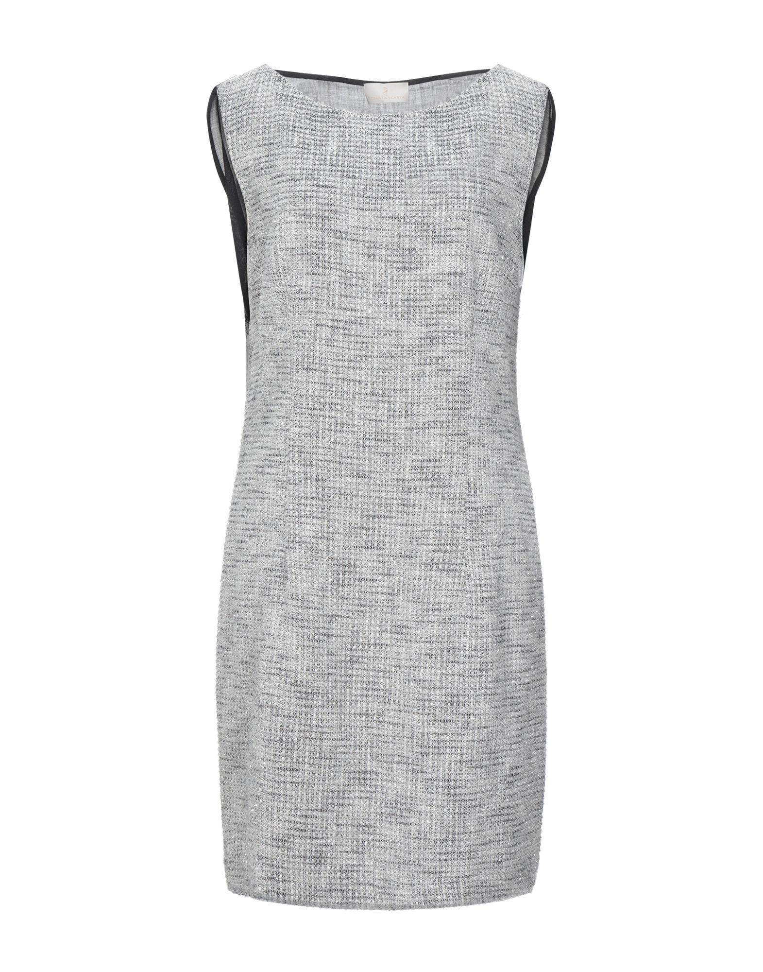 ROBERTA SCARPA Короткое платье roberta scarpa длинное платье