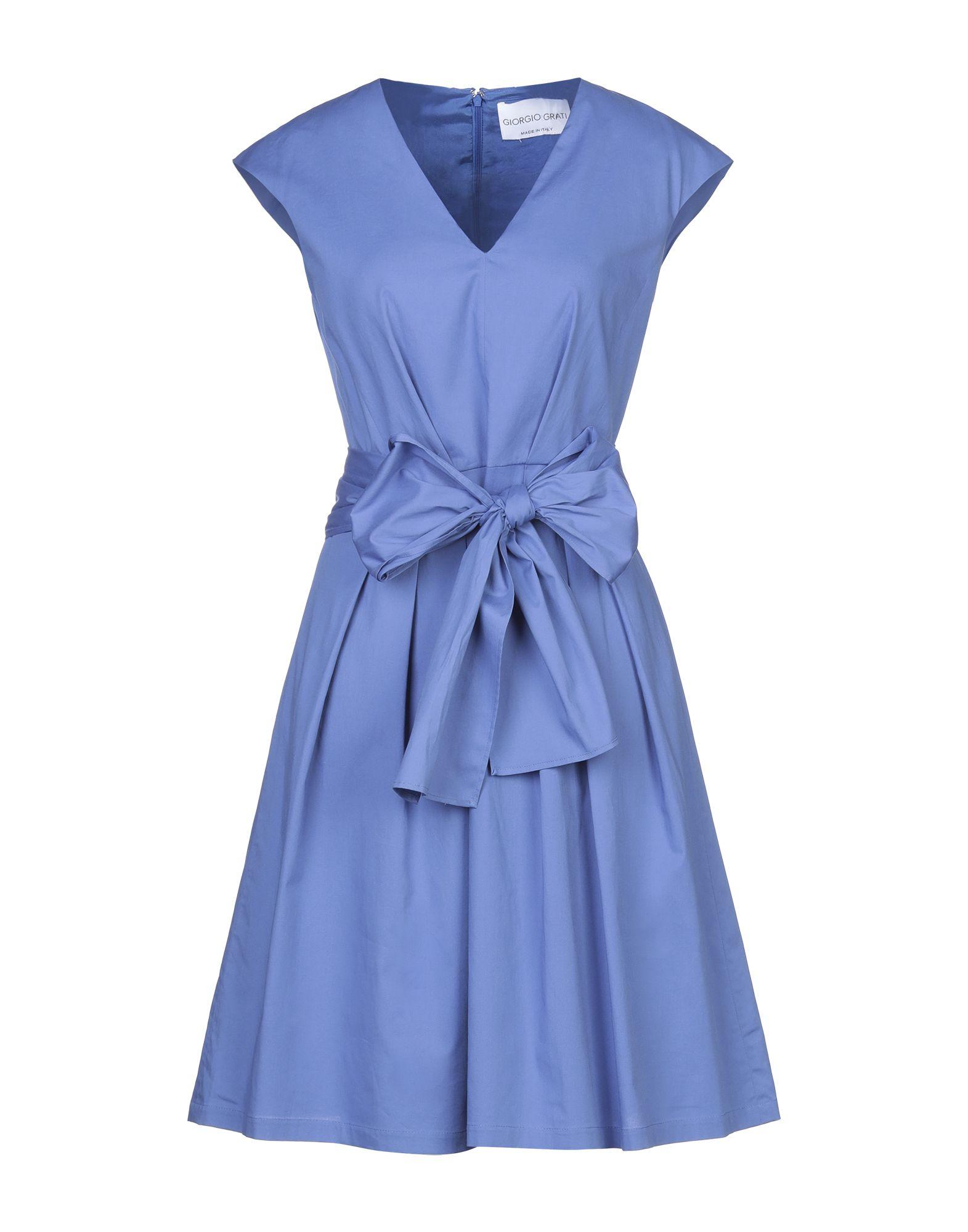 GIORGIO GRATI Платье до колена