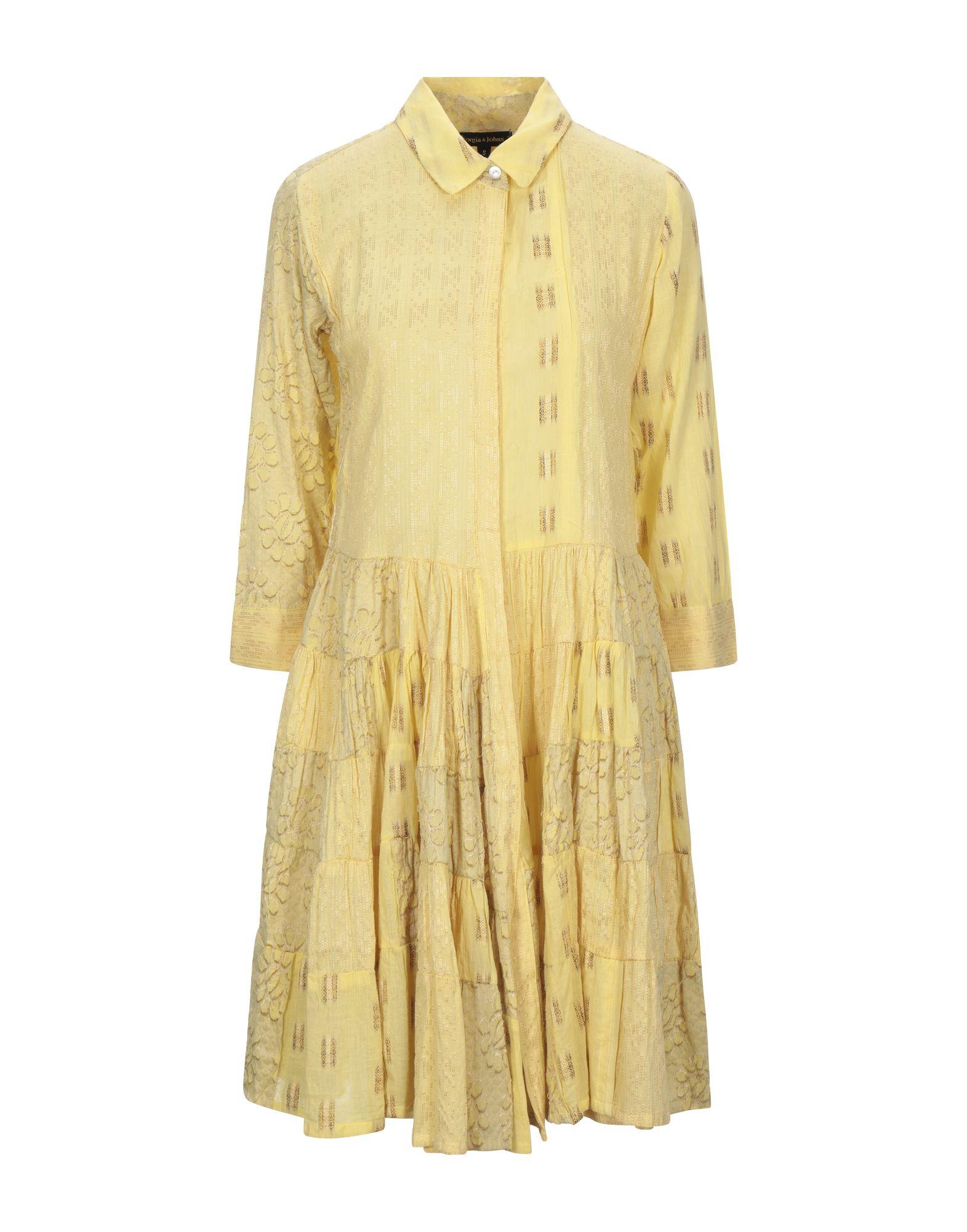 GIORGIA & JOHNS Короткое платье