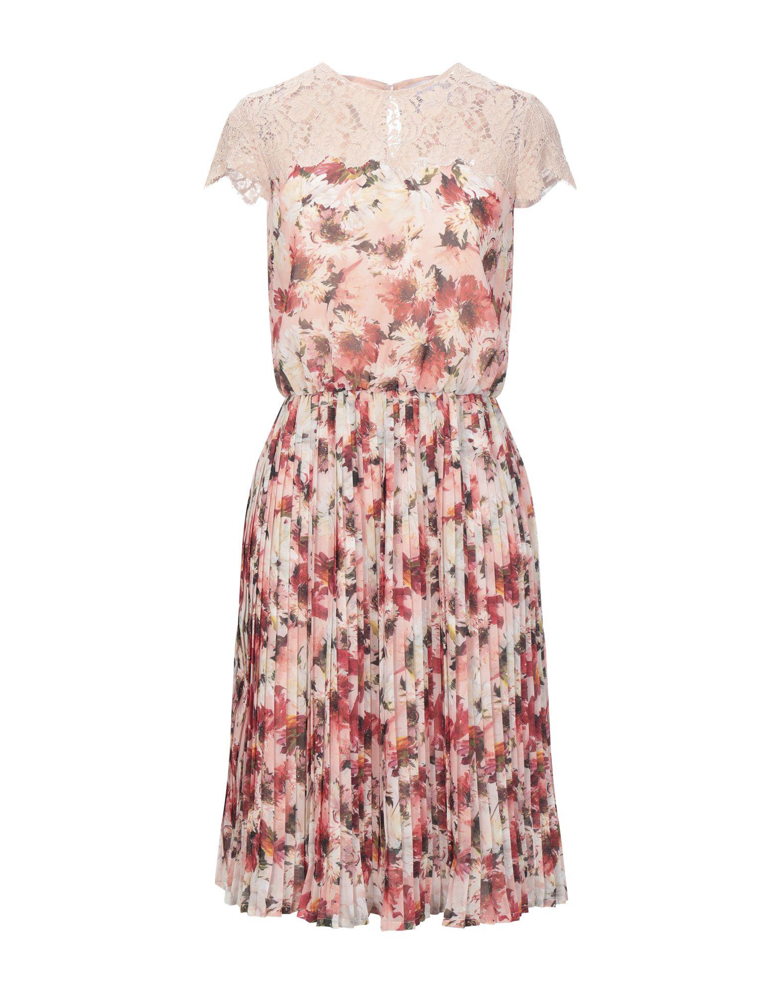 GIORGIO GRATI Короткое платье giorgio grati платье длиной 3 4
