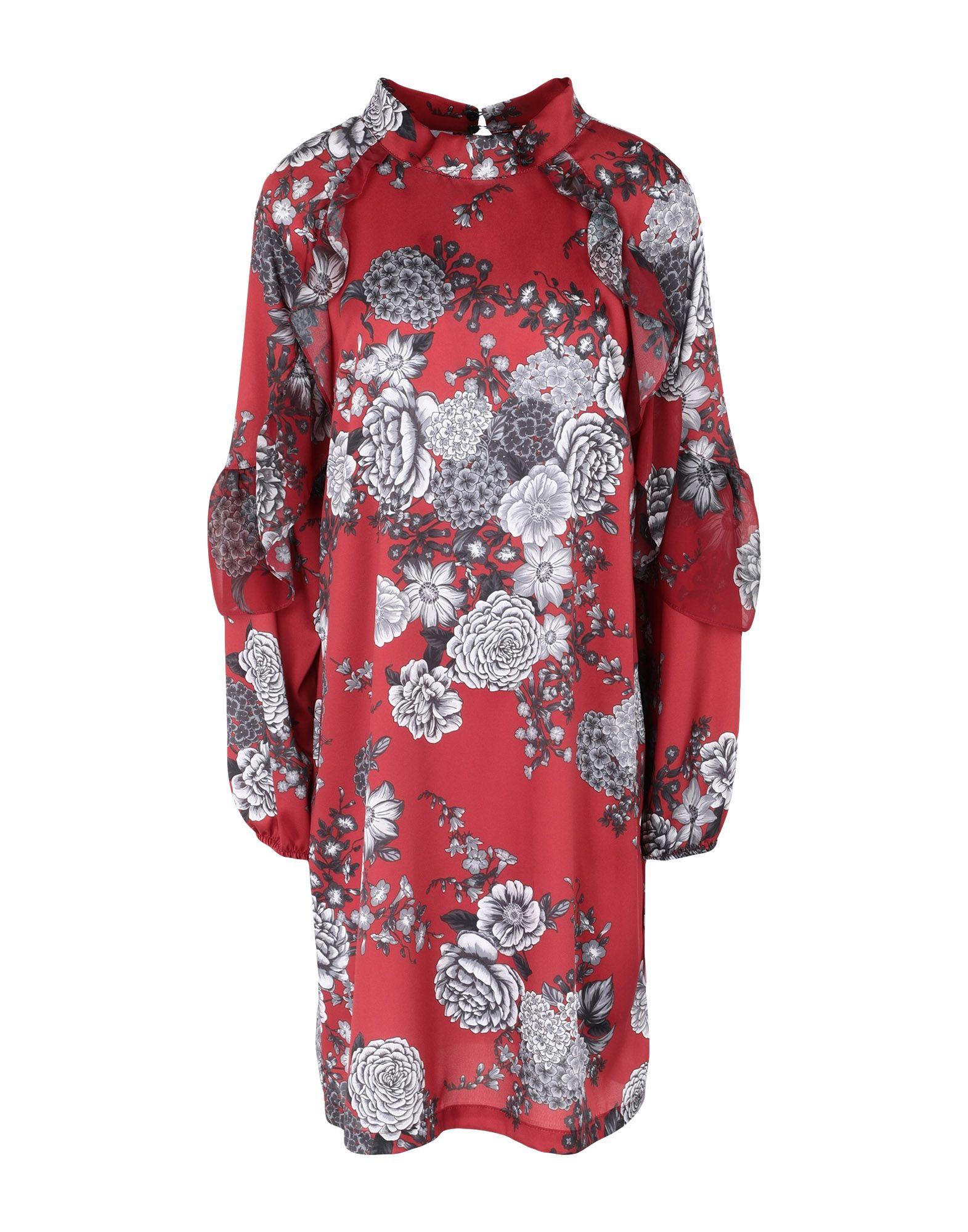 TWINSET UNDERWEAR Короткое платье