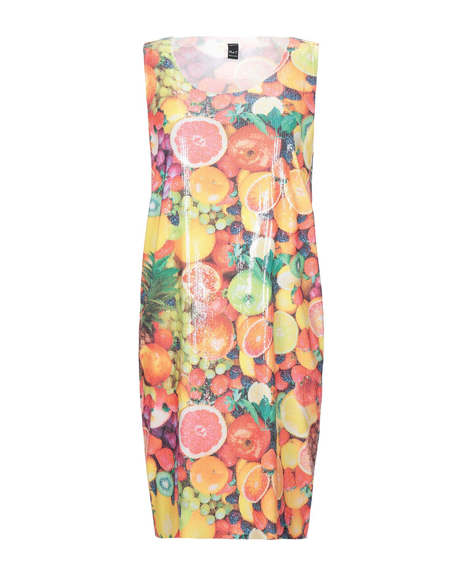 Фото - PAOLA T. Короткое платье платье madam t madam t mp002xw1hf72