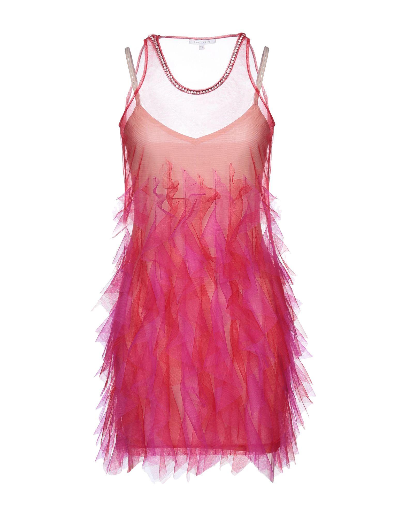 PATRIZIA PEPE Короткое платье