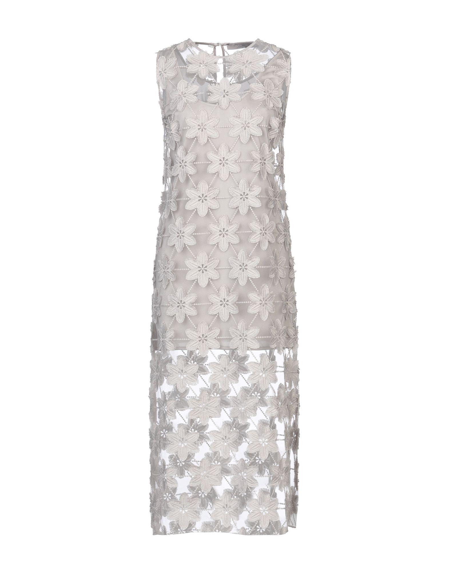 D.EXTERIOR Длинное платье