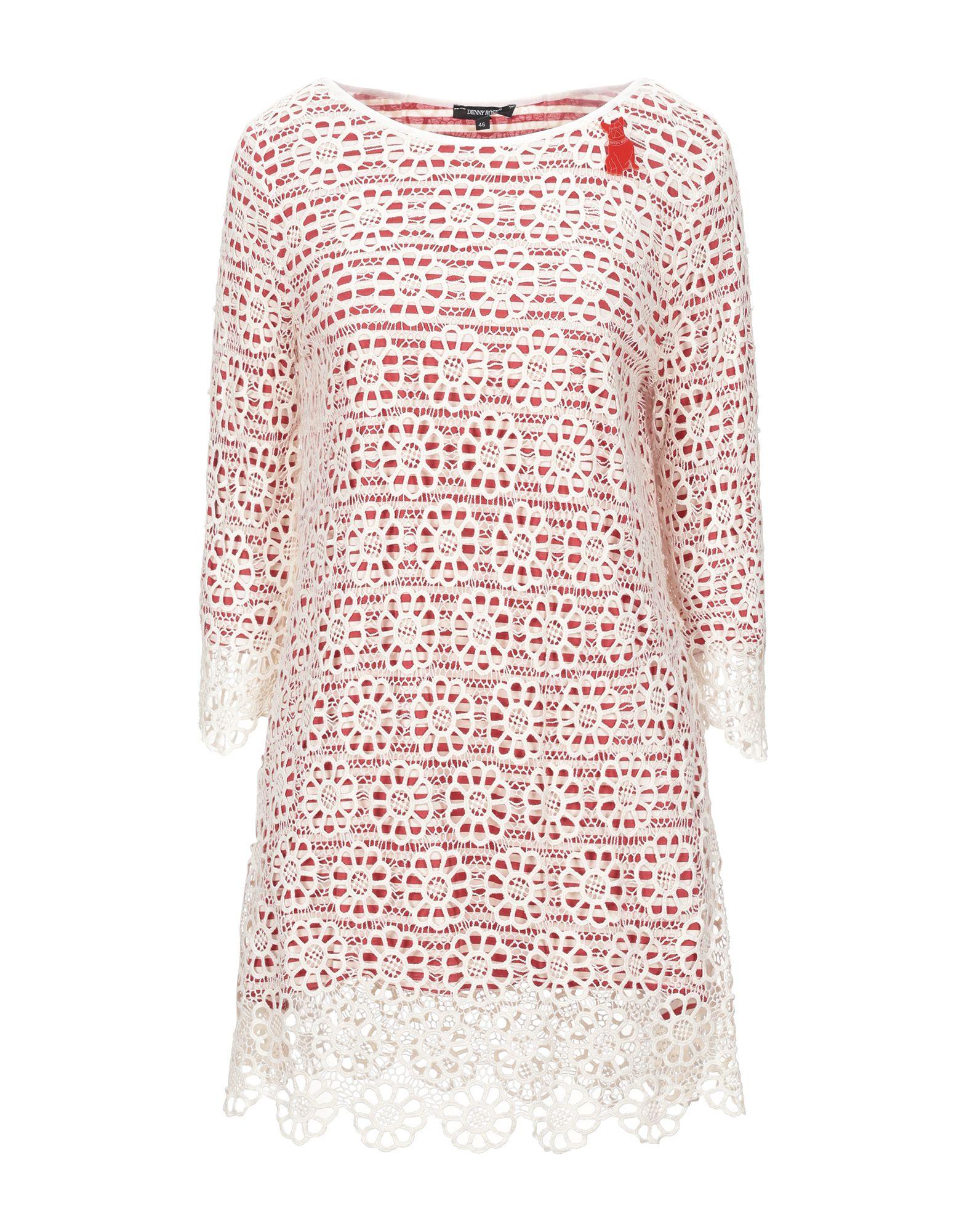 DENNY ROSE Короткое платье цена и фото