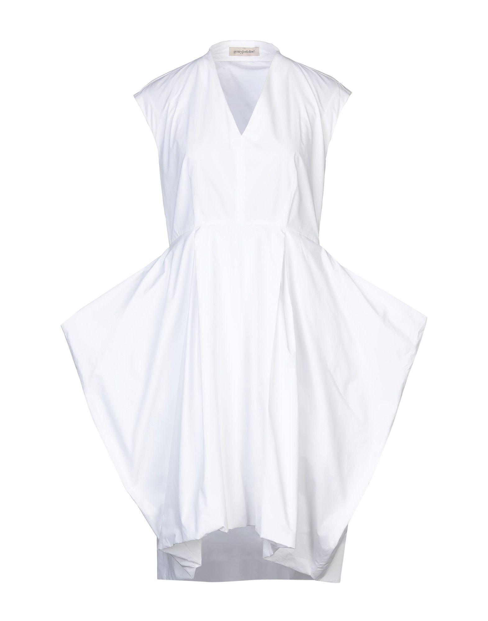 GENTRYPORTOFINO Короткое платье