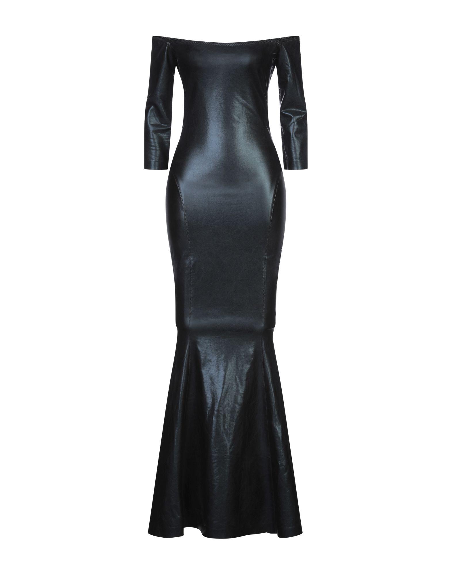 NORMA KAMALI Длинное платье