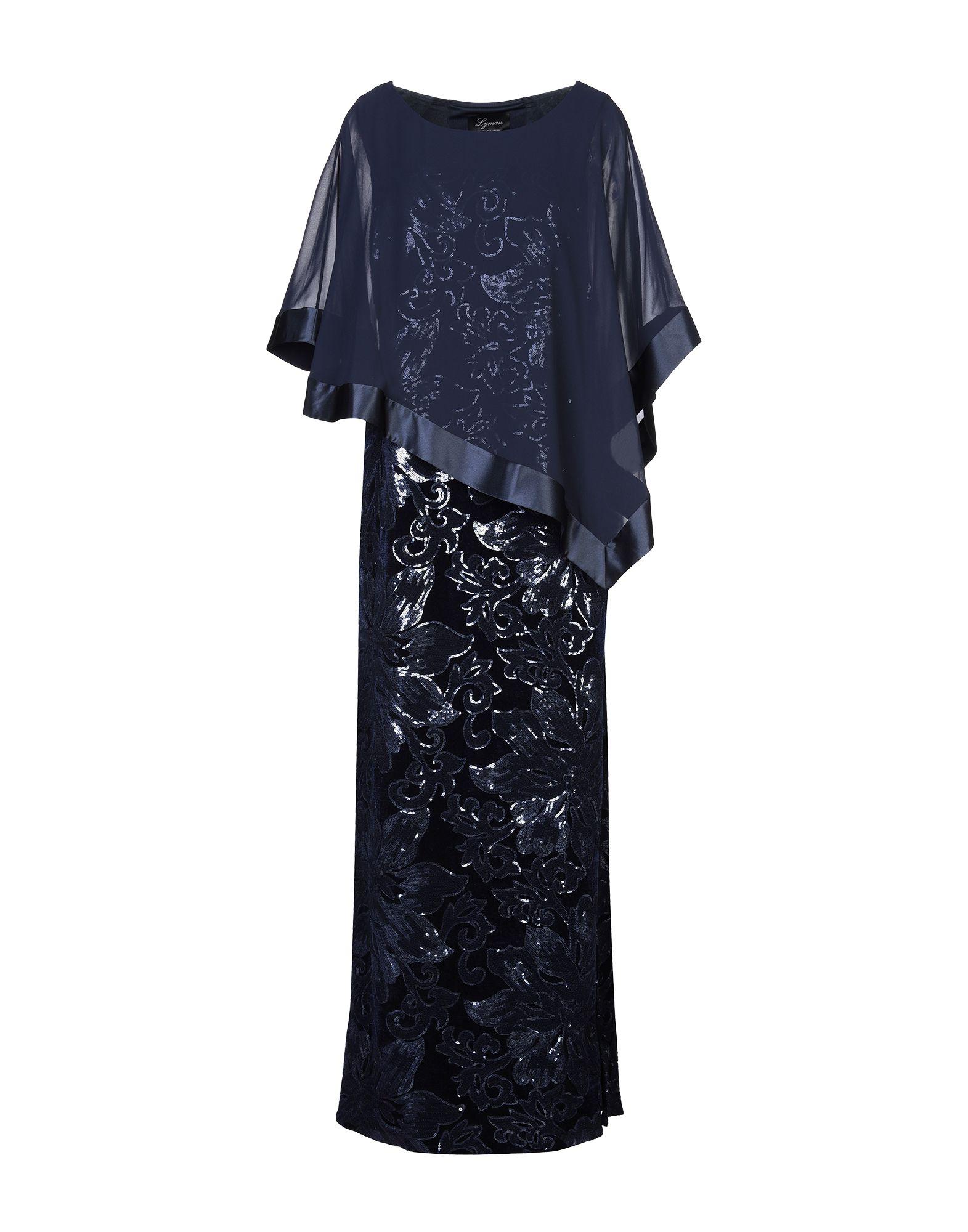 FRANK LYMAN Длинное платье
