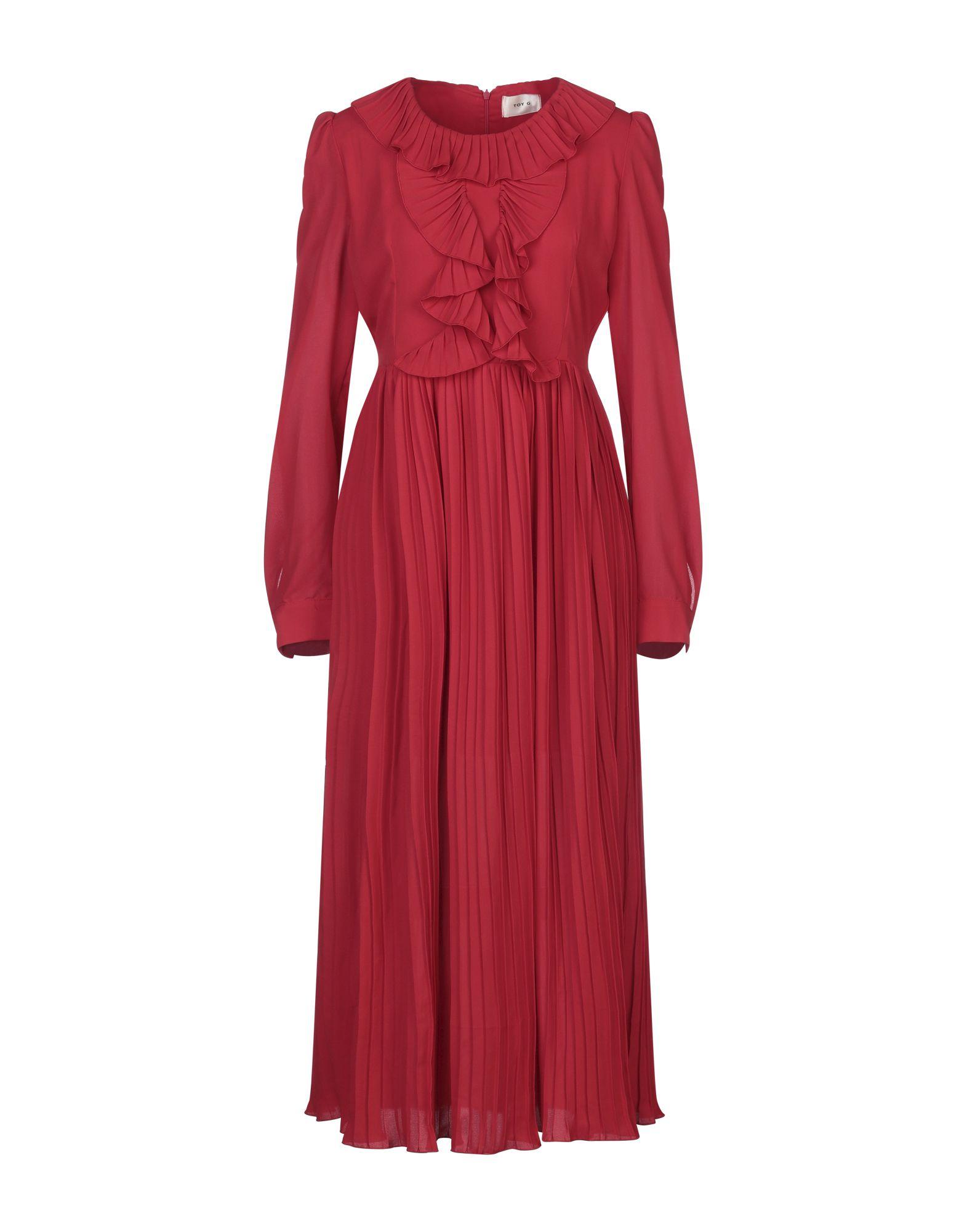 TOY G. Платье длиной 3/4