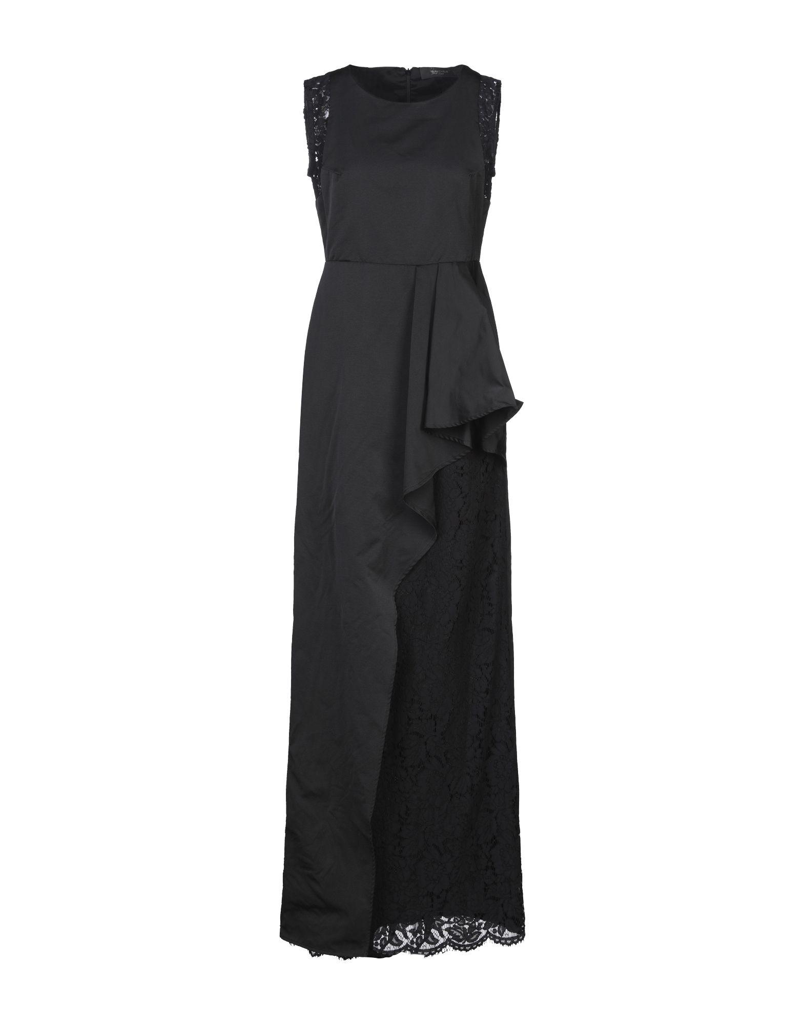 ANNA RACHELE BLACK LABEL Длинное платье anna rachele black label топ без рукавов