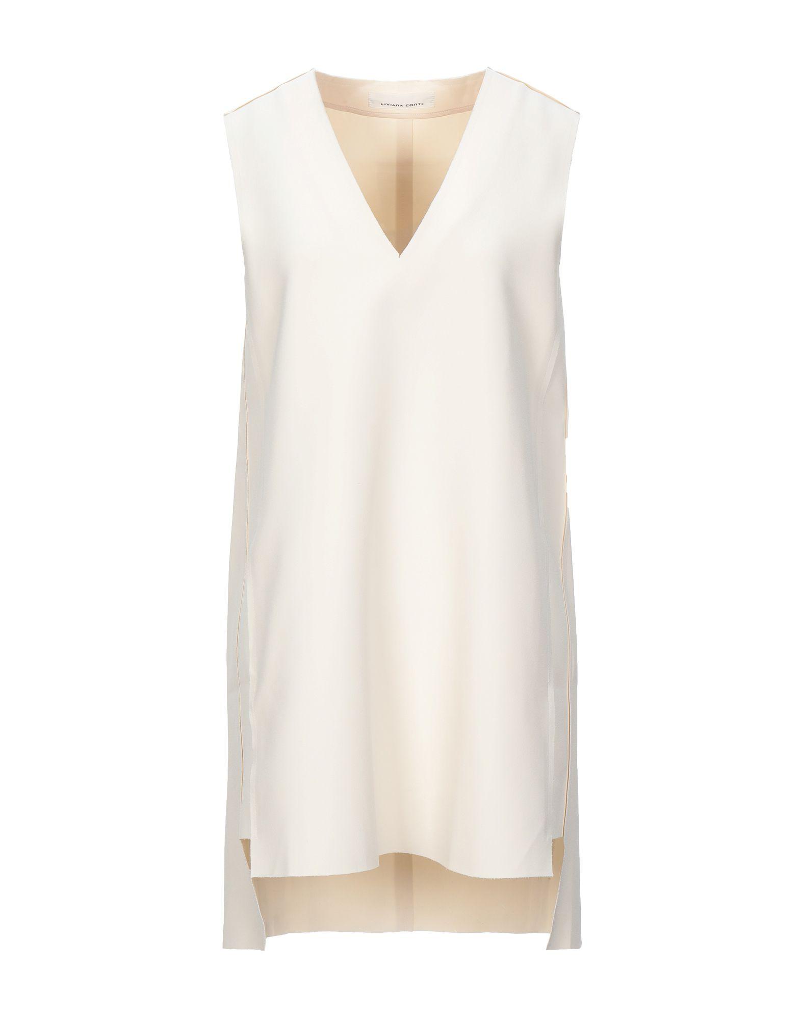 LIVIANA CONTI Короткое платье