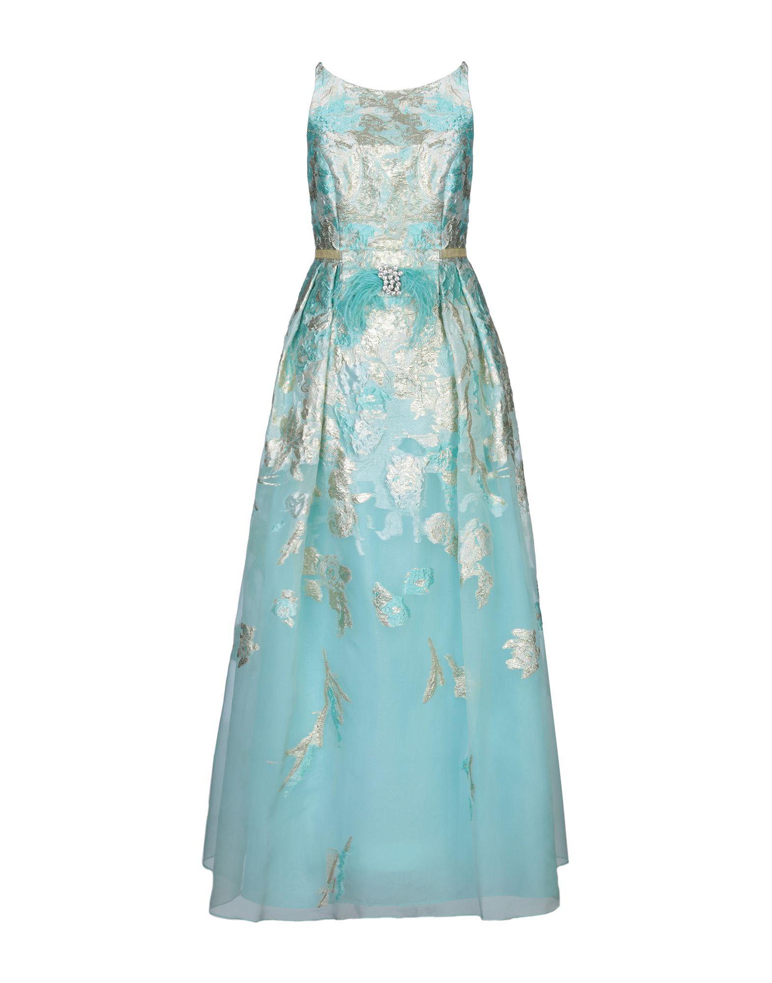 MARIA COCA Длинное платье
