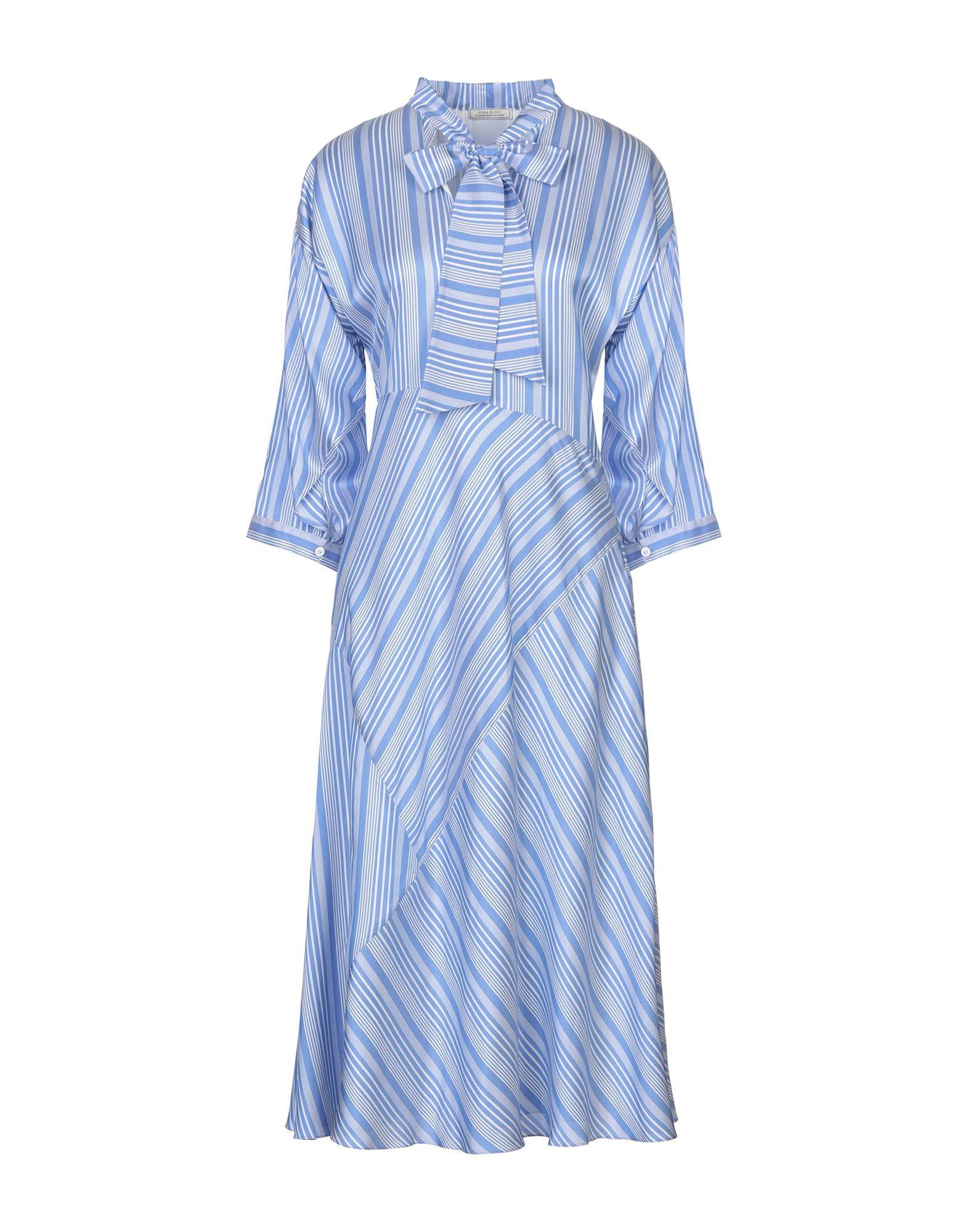 NINA RICCI Платье длиной 3/4 centoquattro платье длиной 3 4