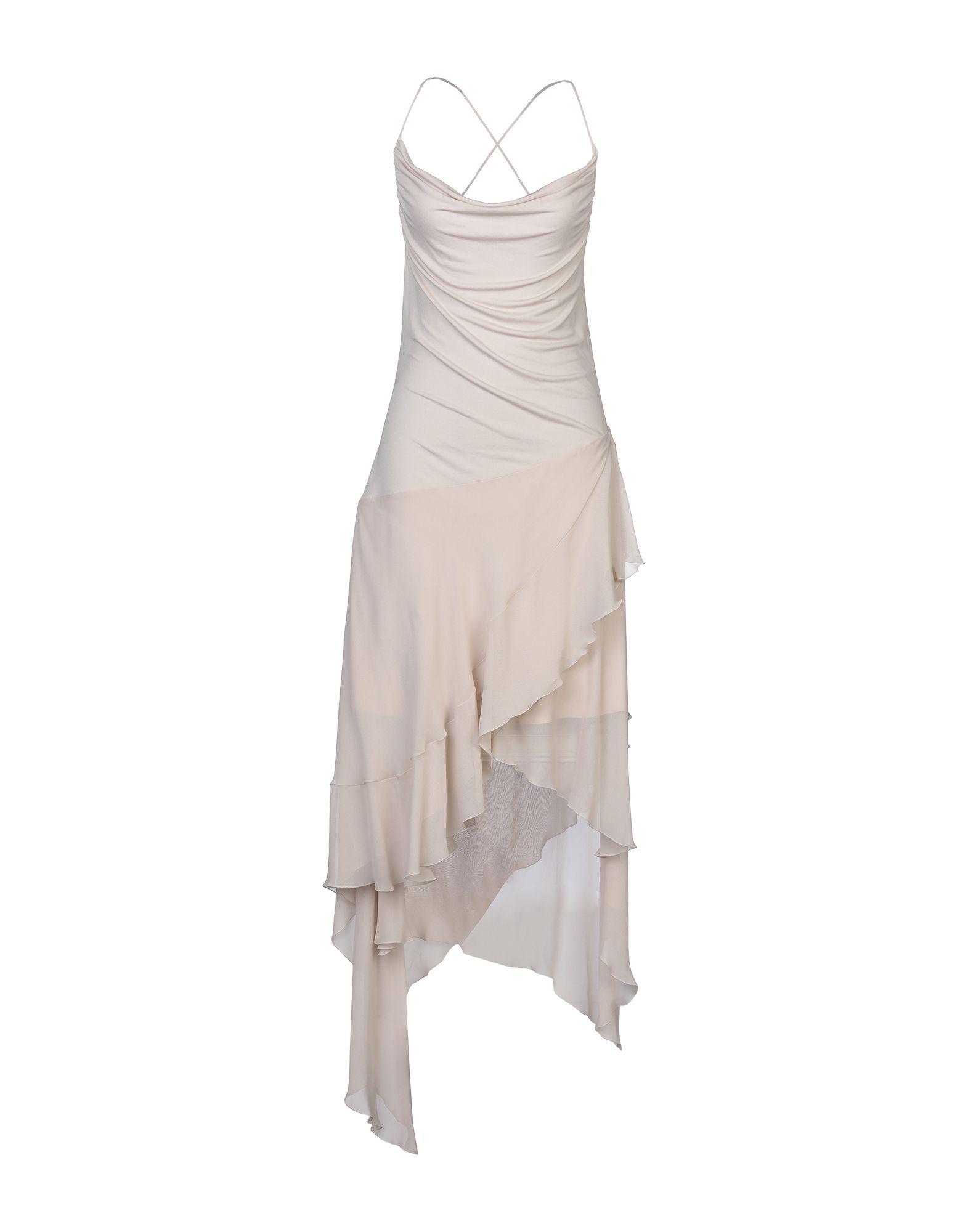 цены ANNA MOLINARI BLUMARINE Платье до колена