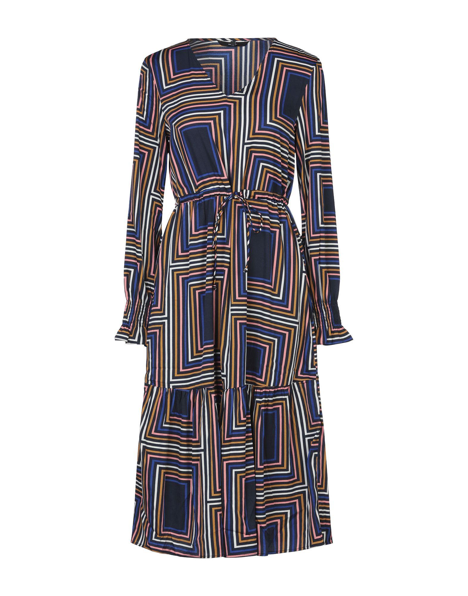 VERO MODA Платье длиной 3/4 платье status moda цвет черный page 4
