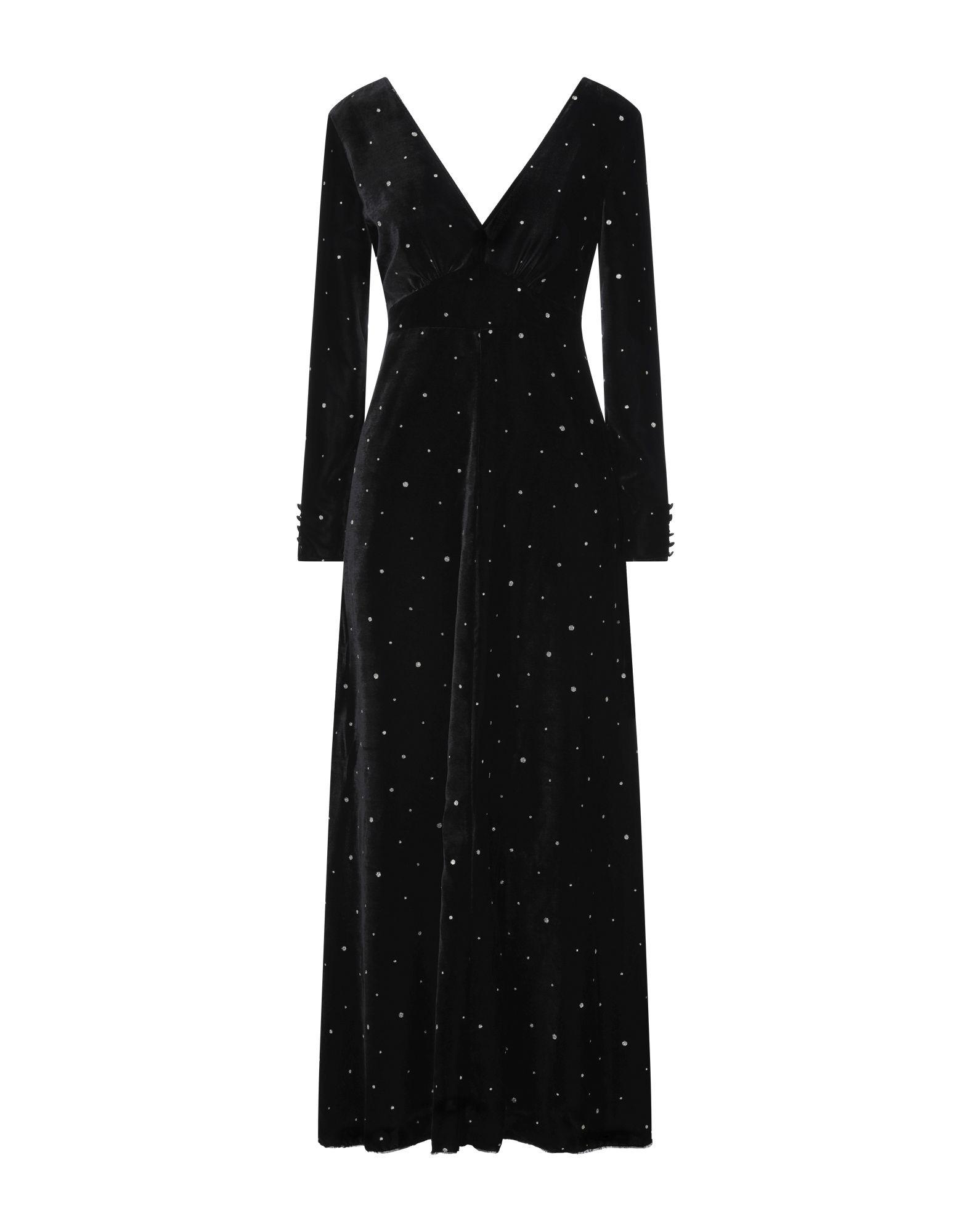 FORTE_FORTE Длинное платье