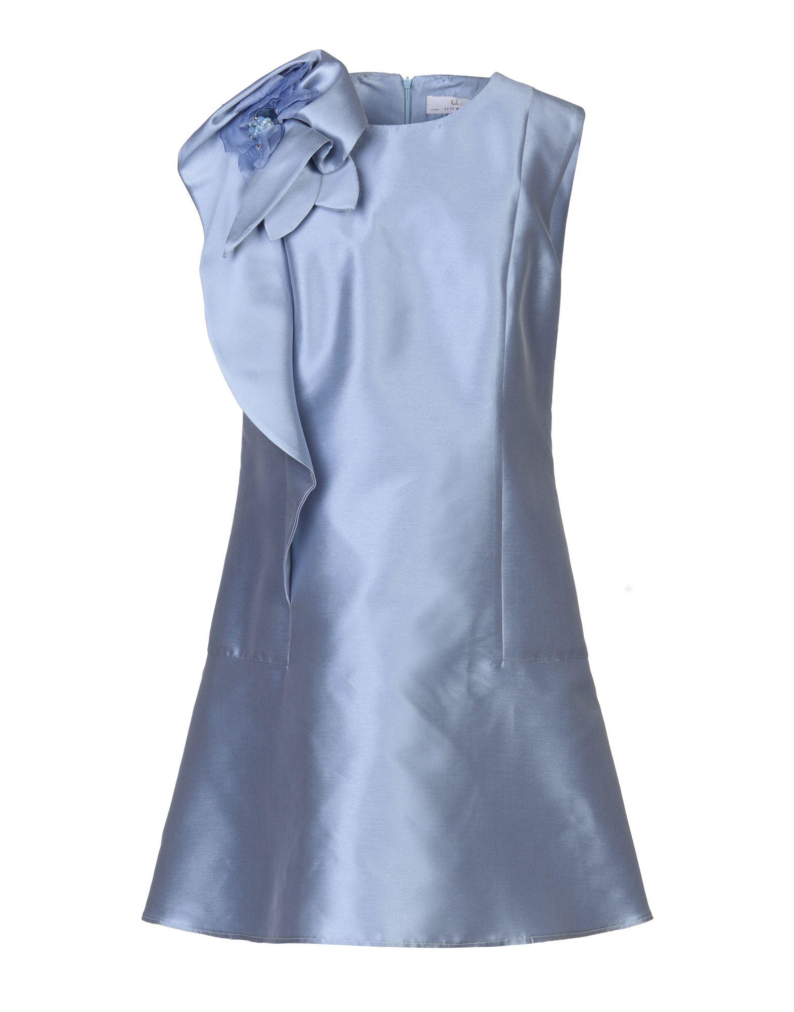 URIC Короткое платье