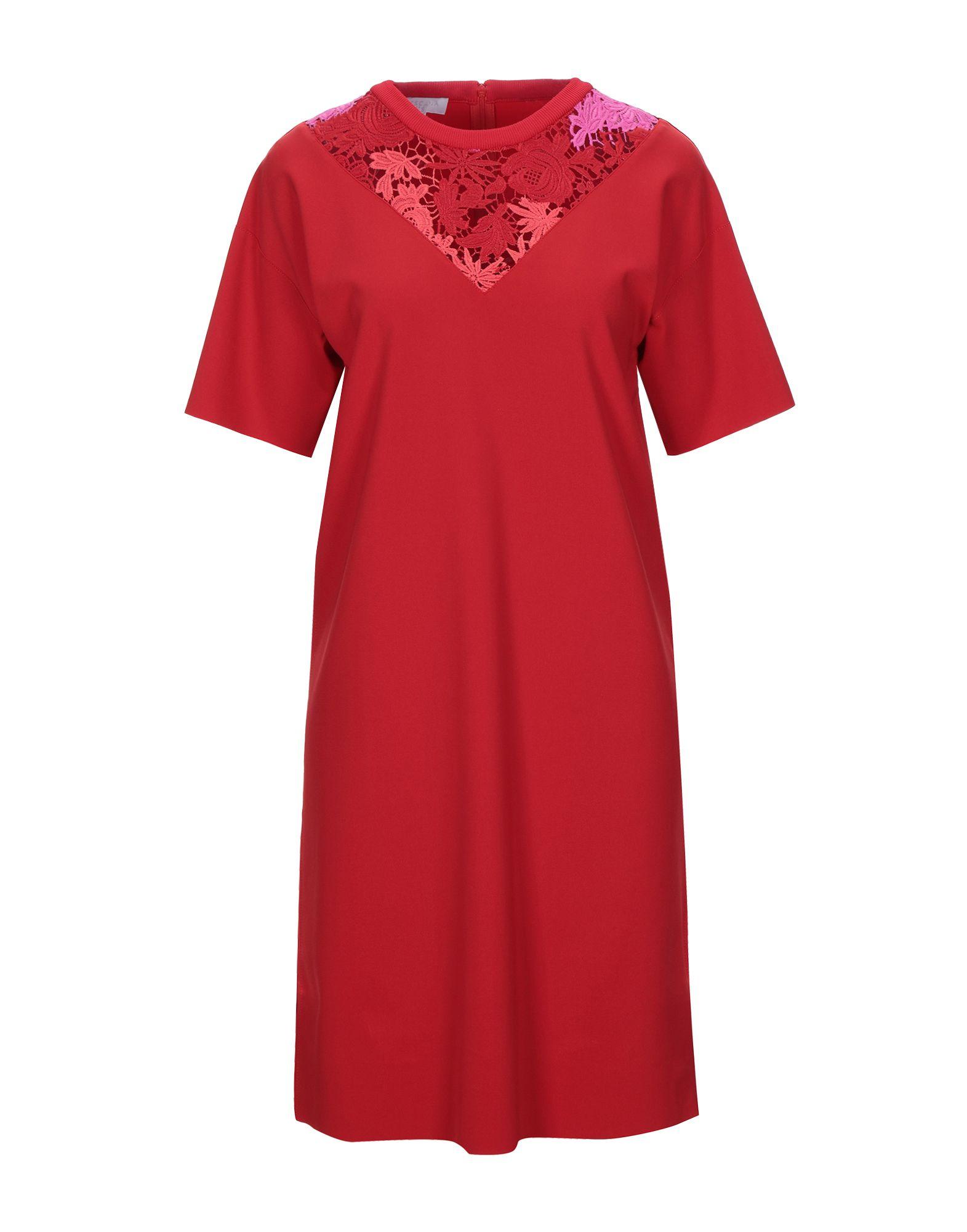 ESCADA SPORT Платье до колена платье escada sport платья и сарафаны мини короткие
