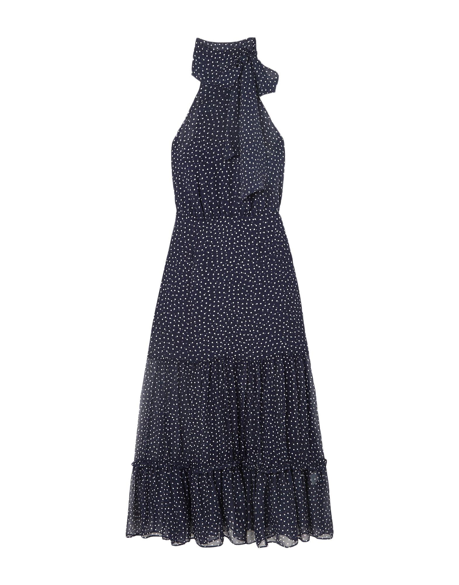 RIXO Длинное платье